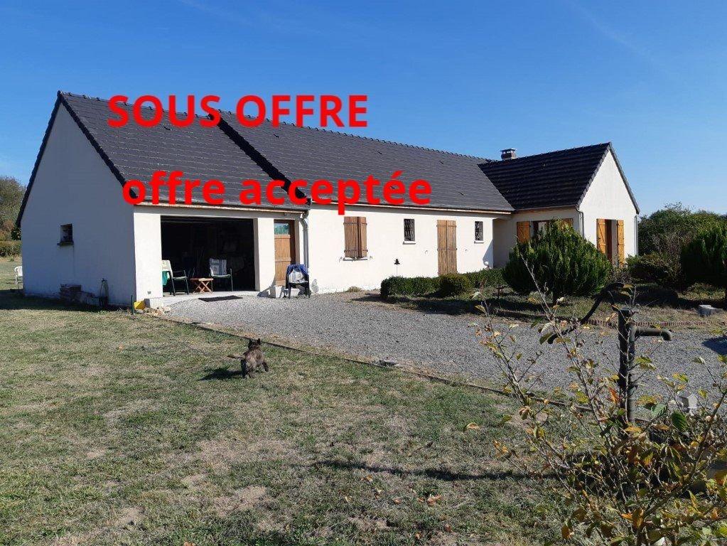 Maison avec vue panoramique à vendre dans le Morvan