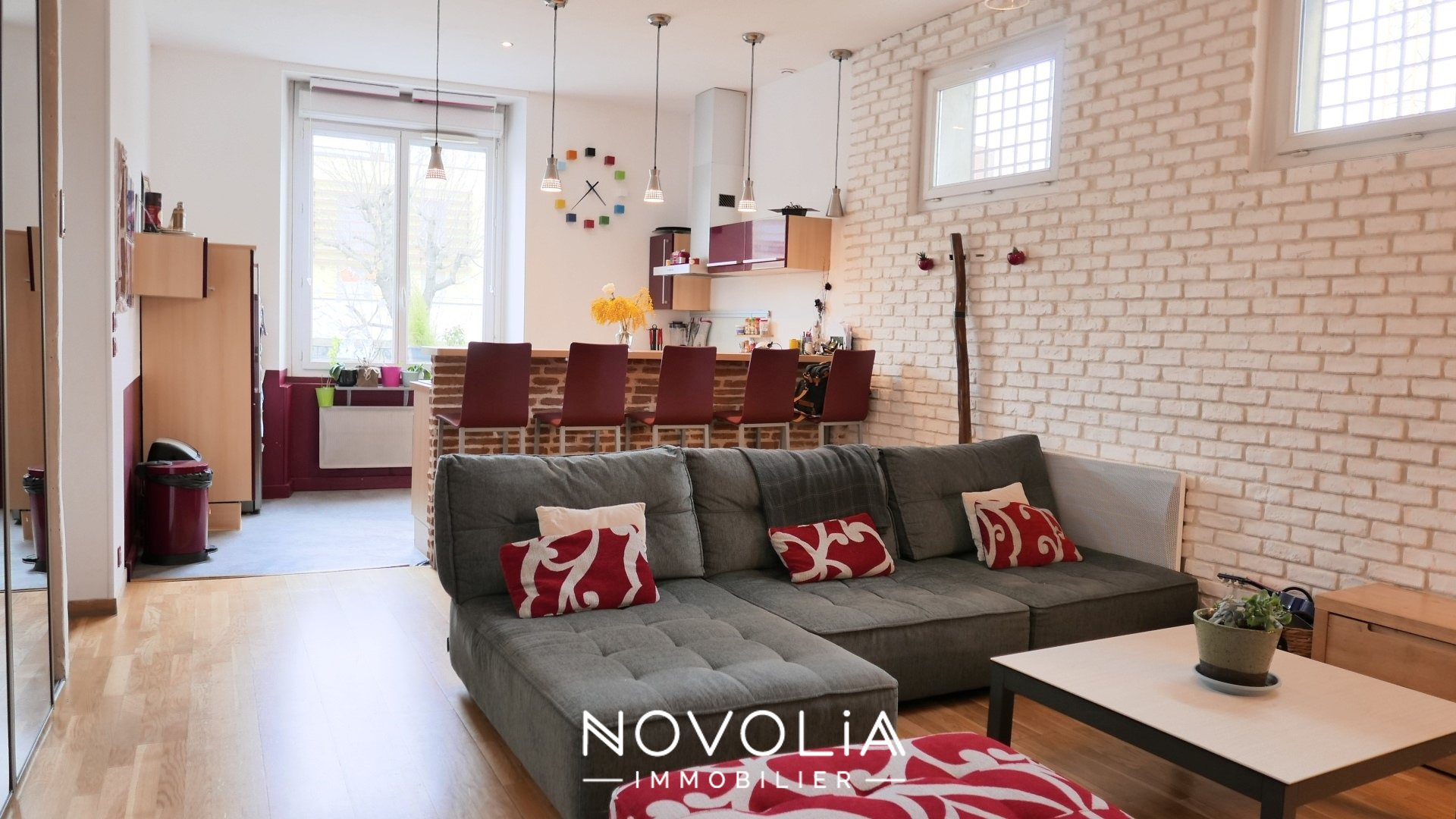 Achat Appartement Surface de 64.47 m², 3 pièces, Vénissieux (69200)