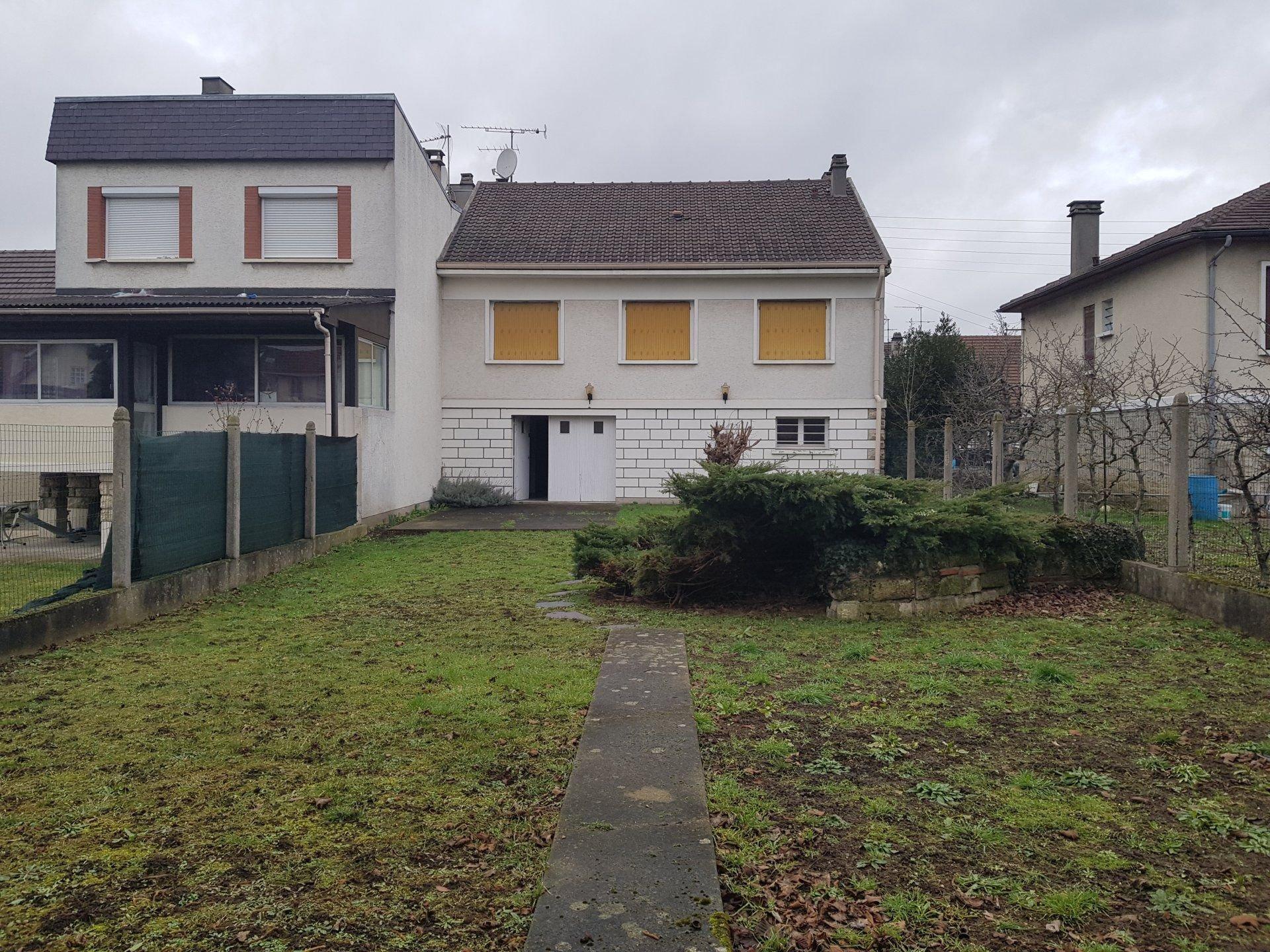 Vente Maison - Garges-lès-Gonesse