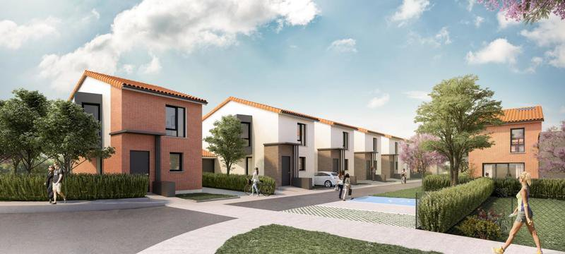 Villa T5 - 97m² - 31850 MONTRABE