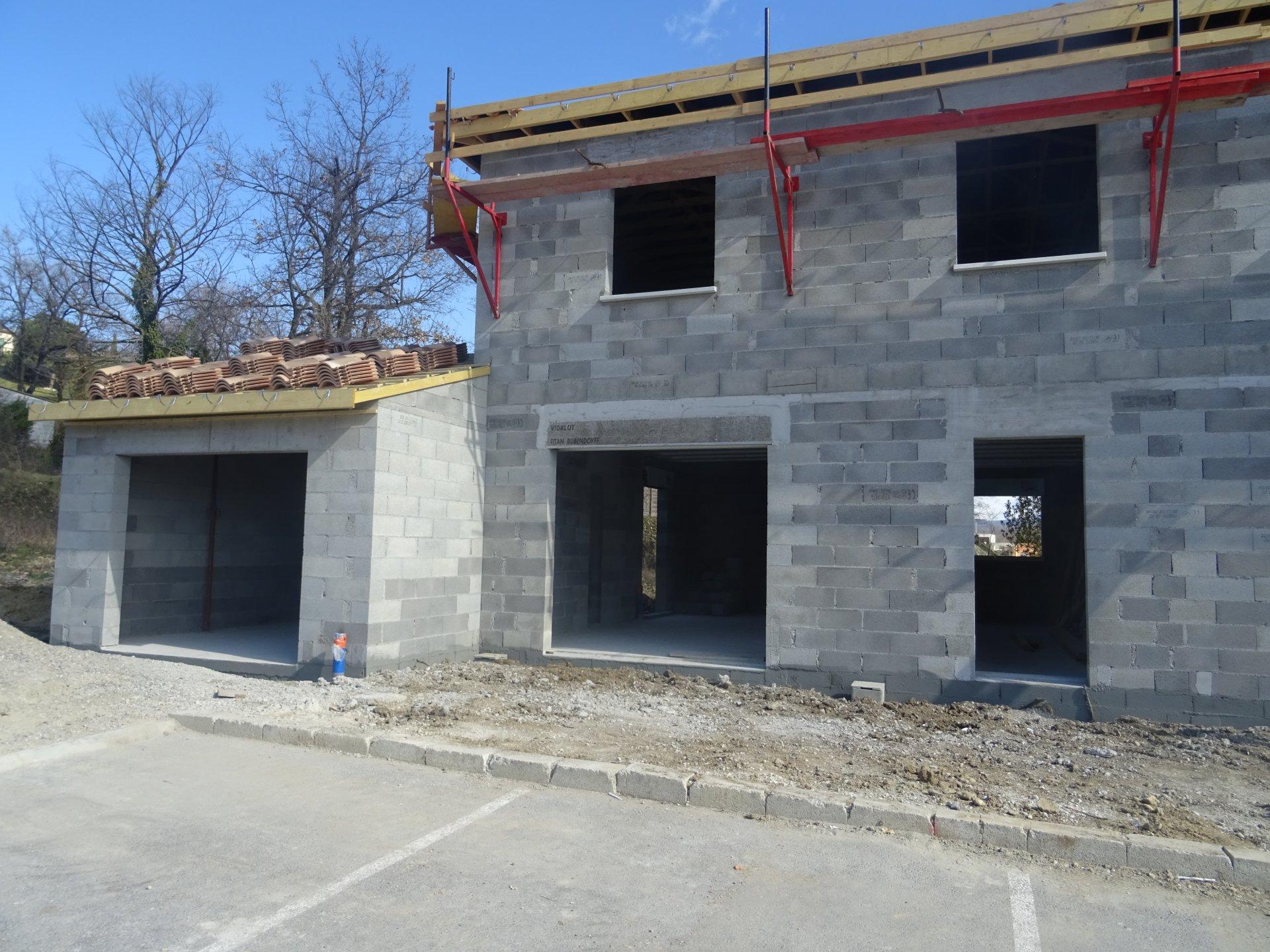 Maison neuve 3 chambres 90 m²