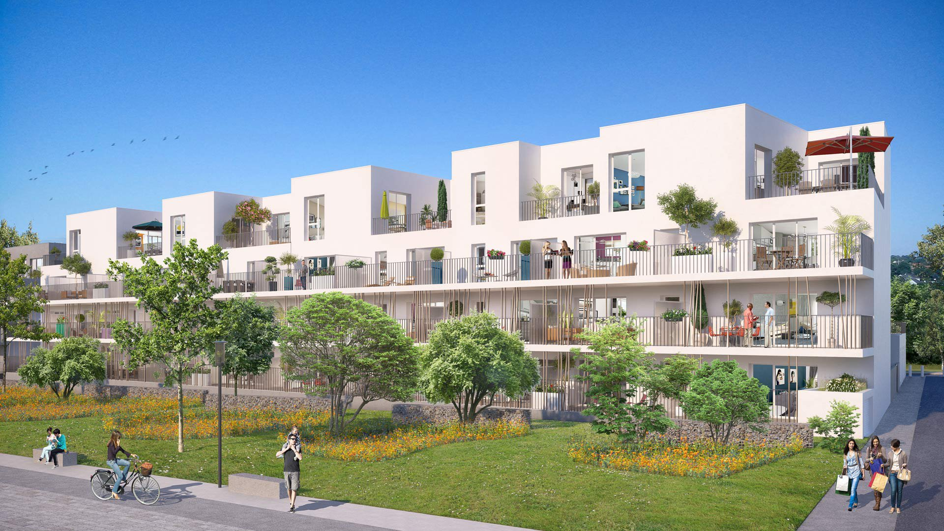 Programme Immeuble - Saint-Nazaire