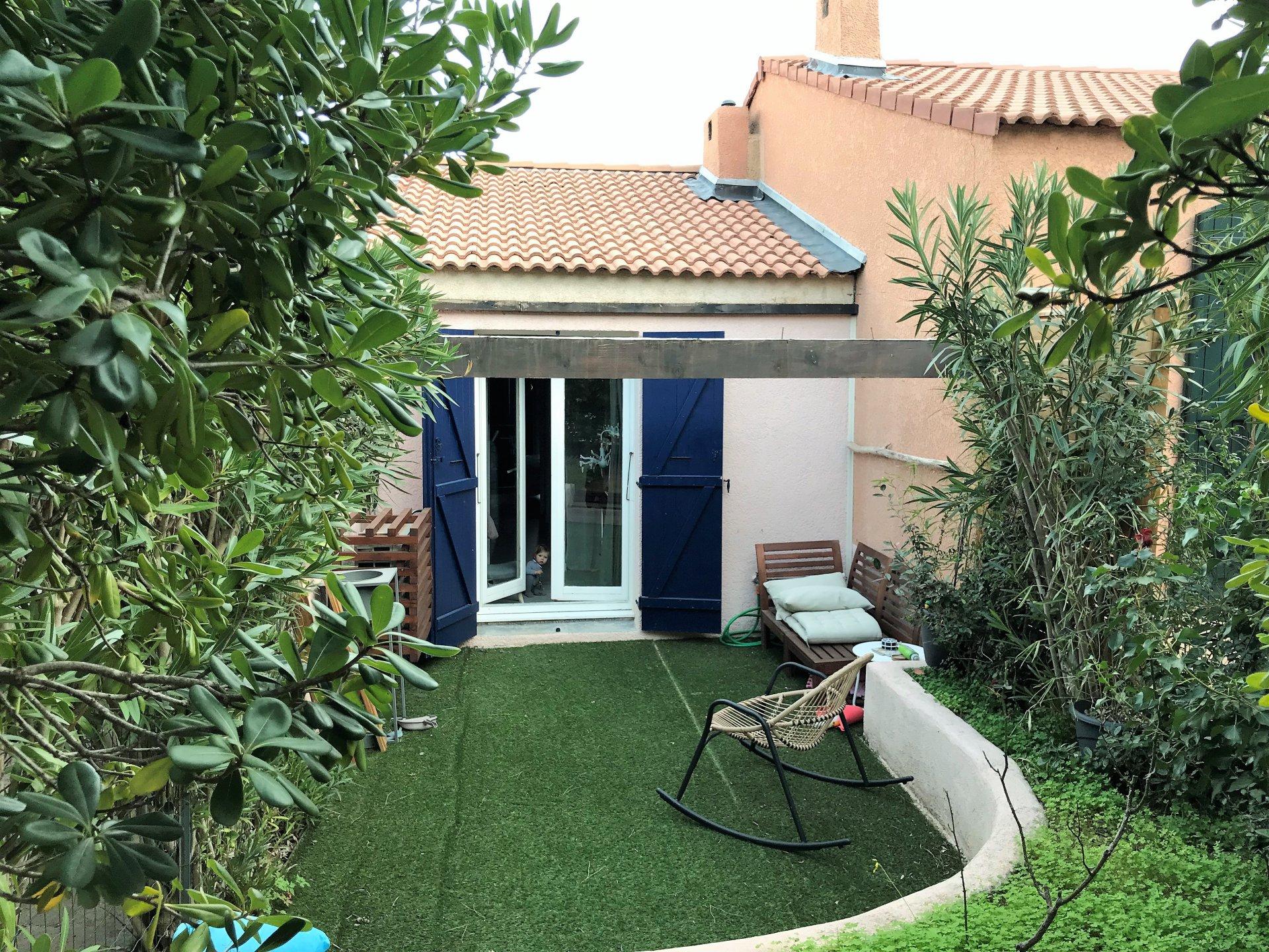 Bormes Le Pin - Joli mazet avec jardin