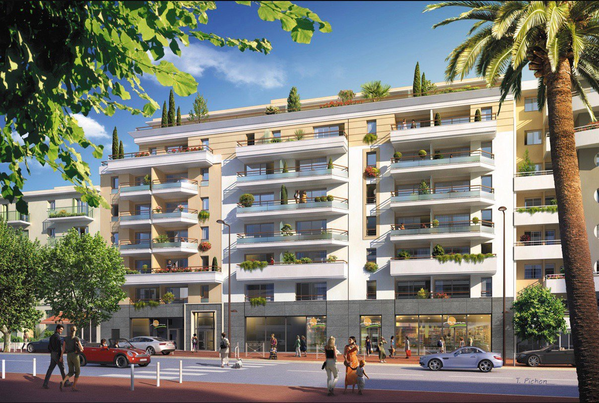 JUAN LES PINS - French Riviera - 3 bed apartment near beaches