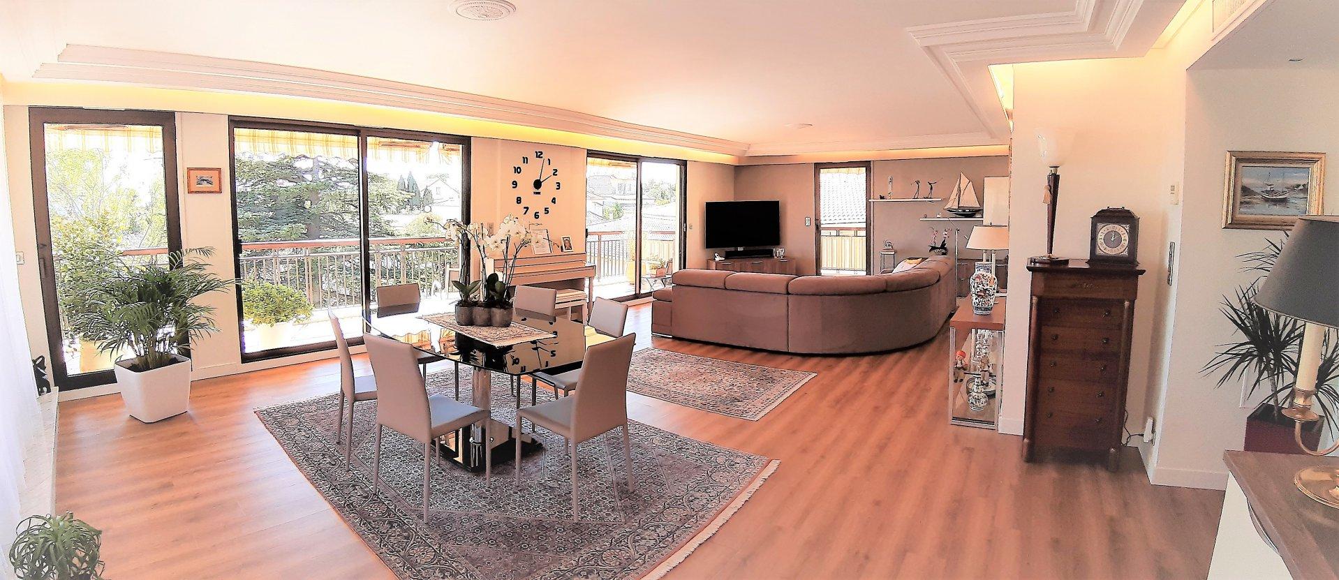 Cannes, Petit-Juas, penthouse, beautiful view, terraces