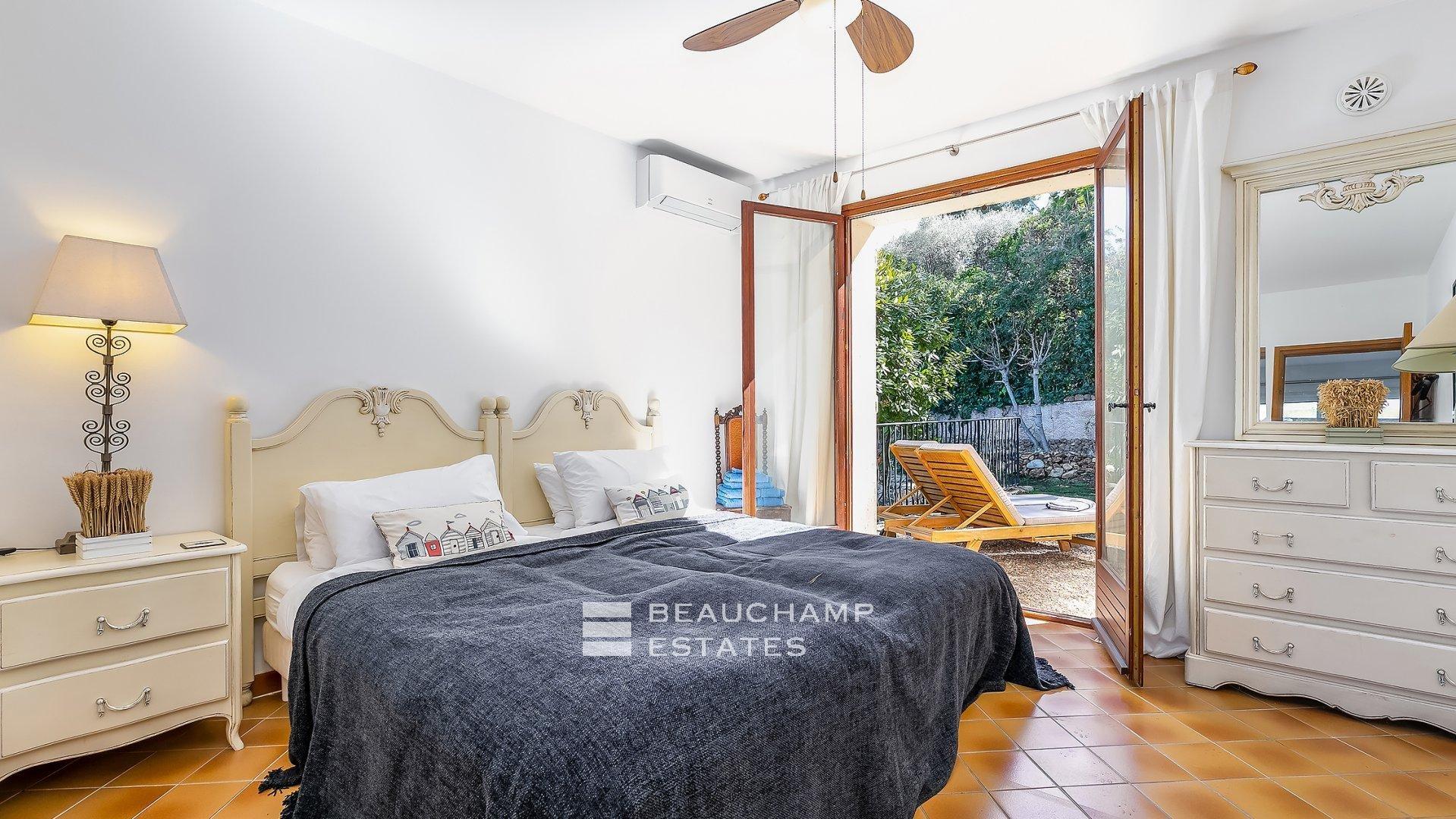 Charmante villa de 3 chambres au coeur du Cap d'Antibes