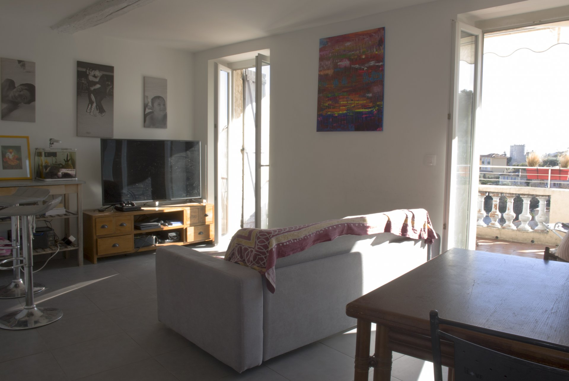 Sale Apartment - Gattières