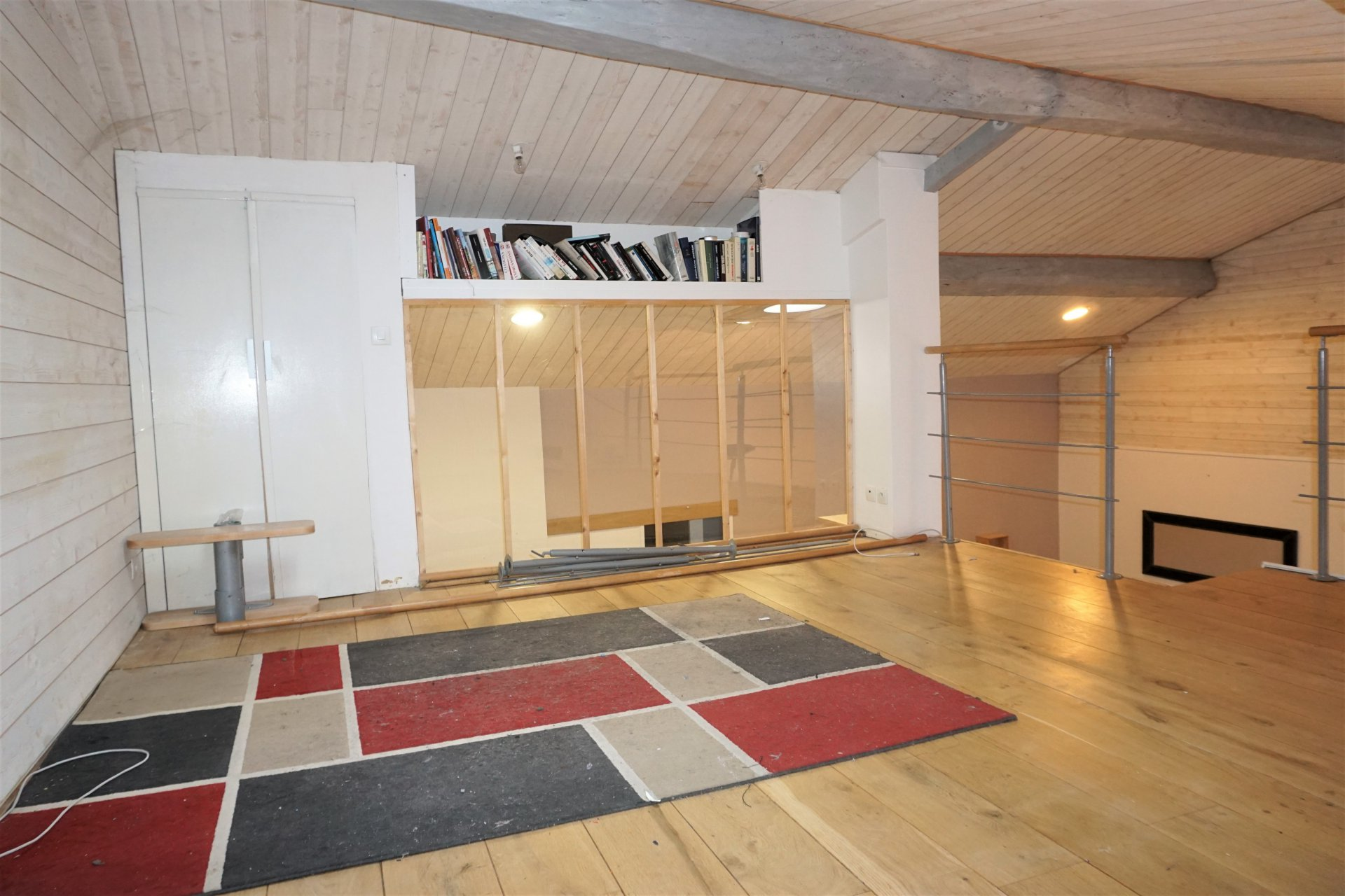 Atypical apartment of 93m²
