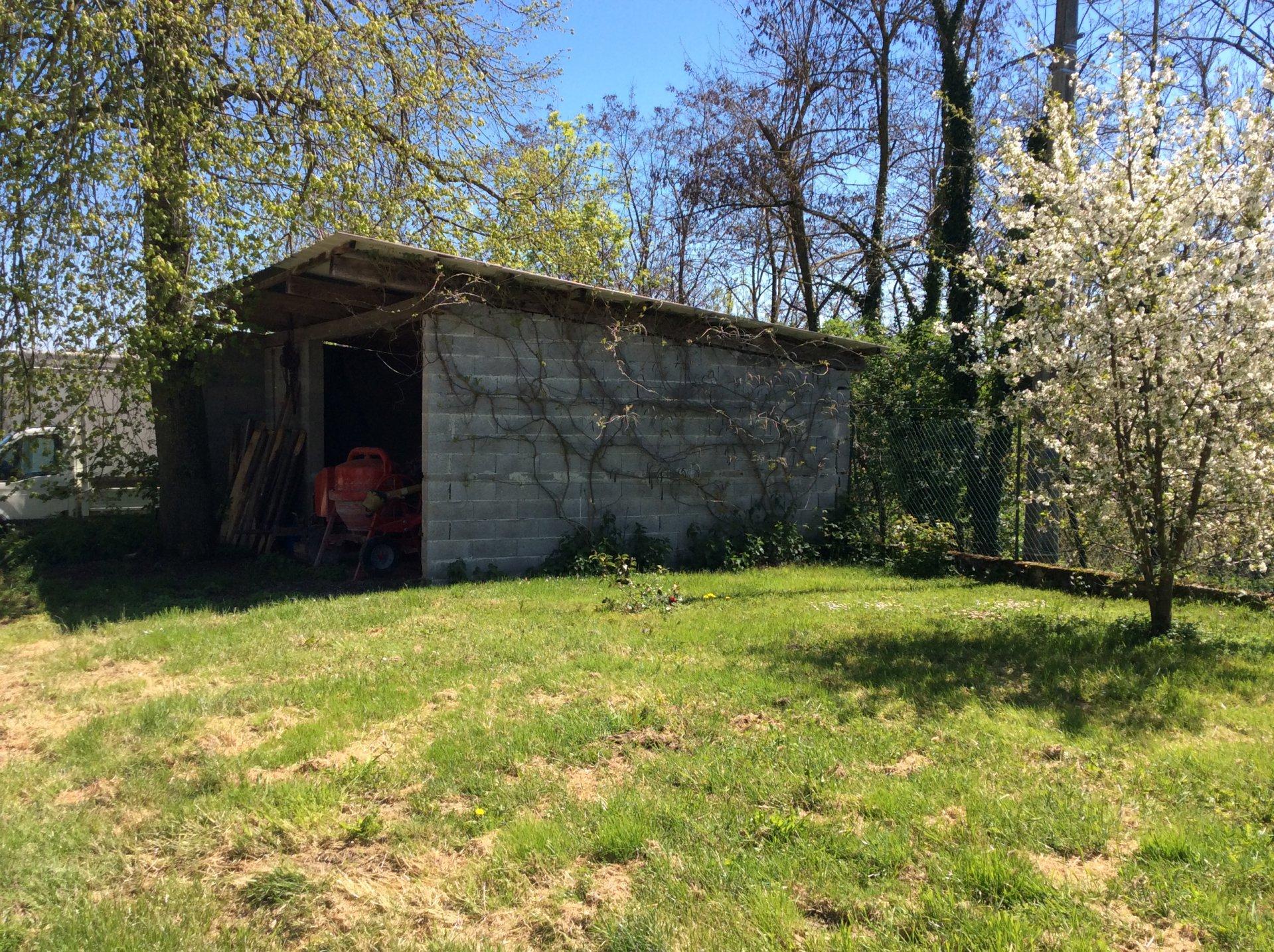 Propriete agricole avec maison