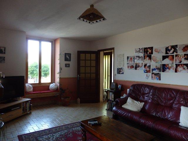 Huis met 3 slaapkamers in de buurt van Bellac in de Haute Vienne,