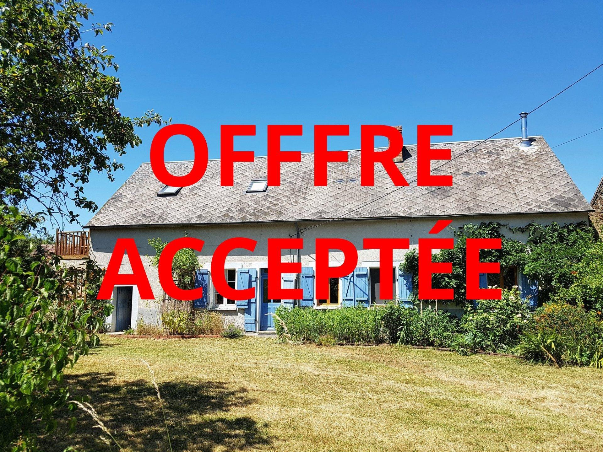 Haus mit Garten zu Verkaufen im Süden von der Brenne, 36