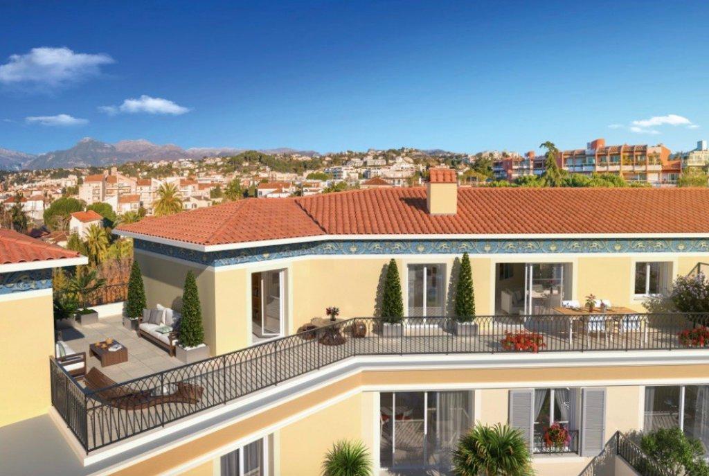 SAINT-LAURENT-DU-VAR - Région PACA - vente appartement neuf 4 pièces - large terrasse