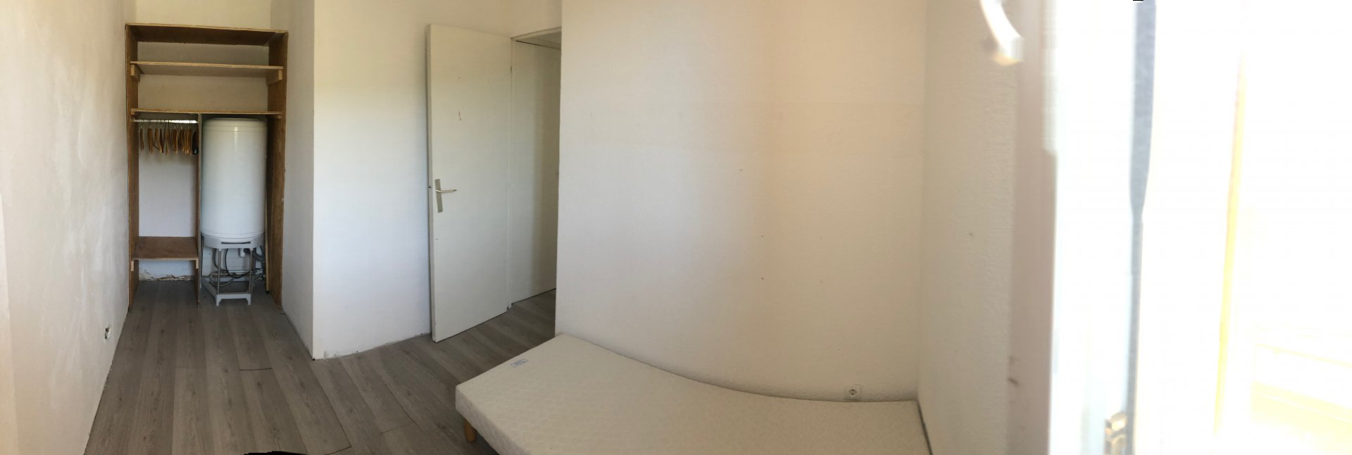 Appartement type T3 à rénover au pied des pistes
