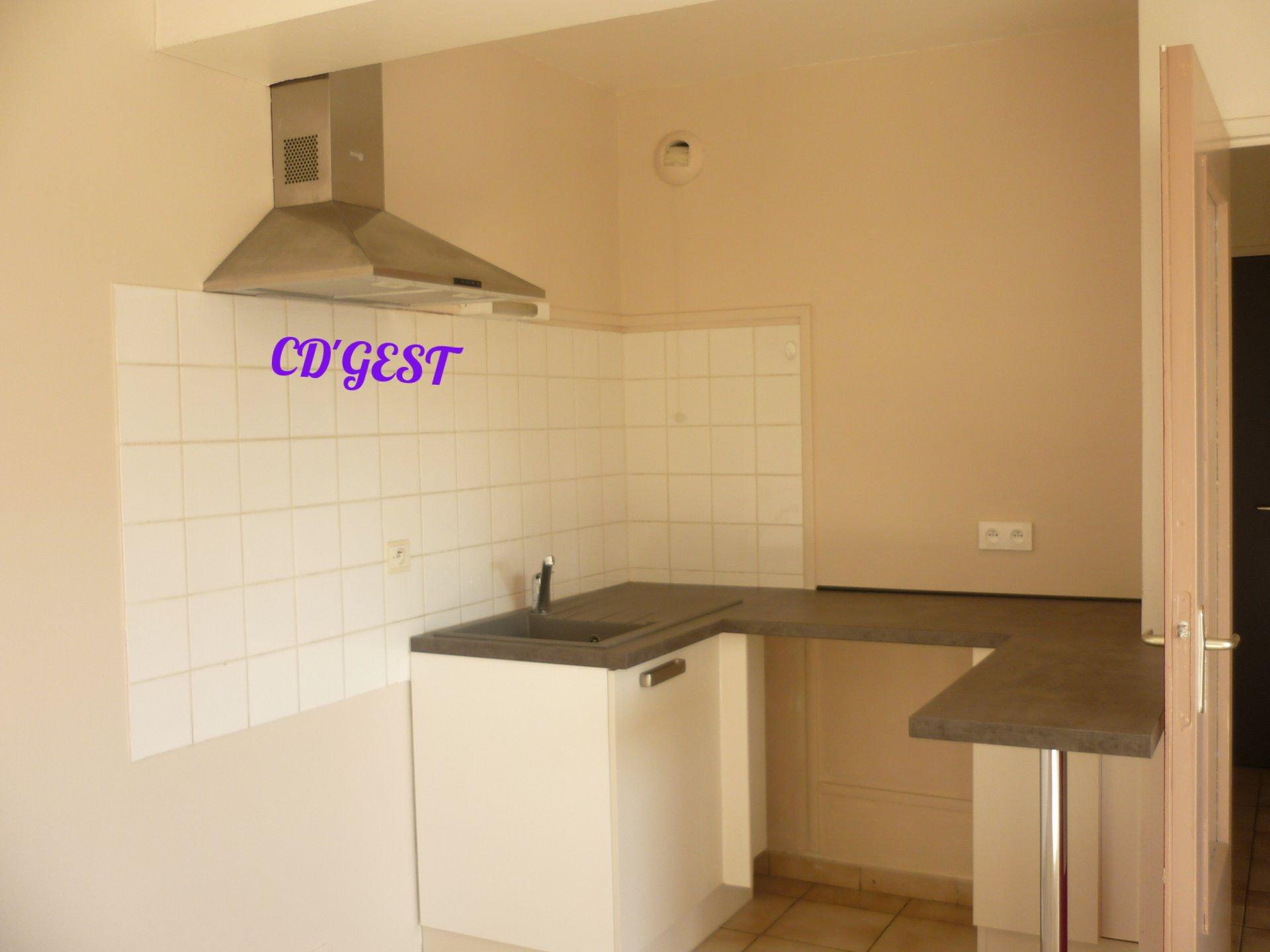 Appartement Montélimar T3 : 53.03 m2