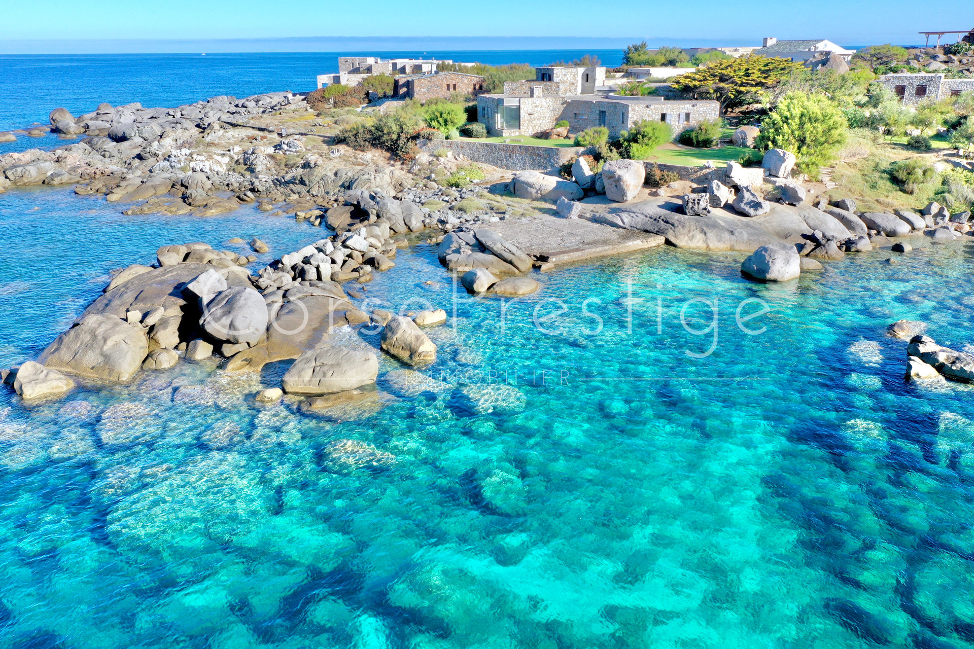 waterfront property for sale near ile rousse and calvi image1
