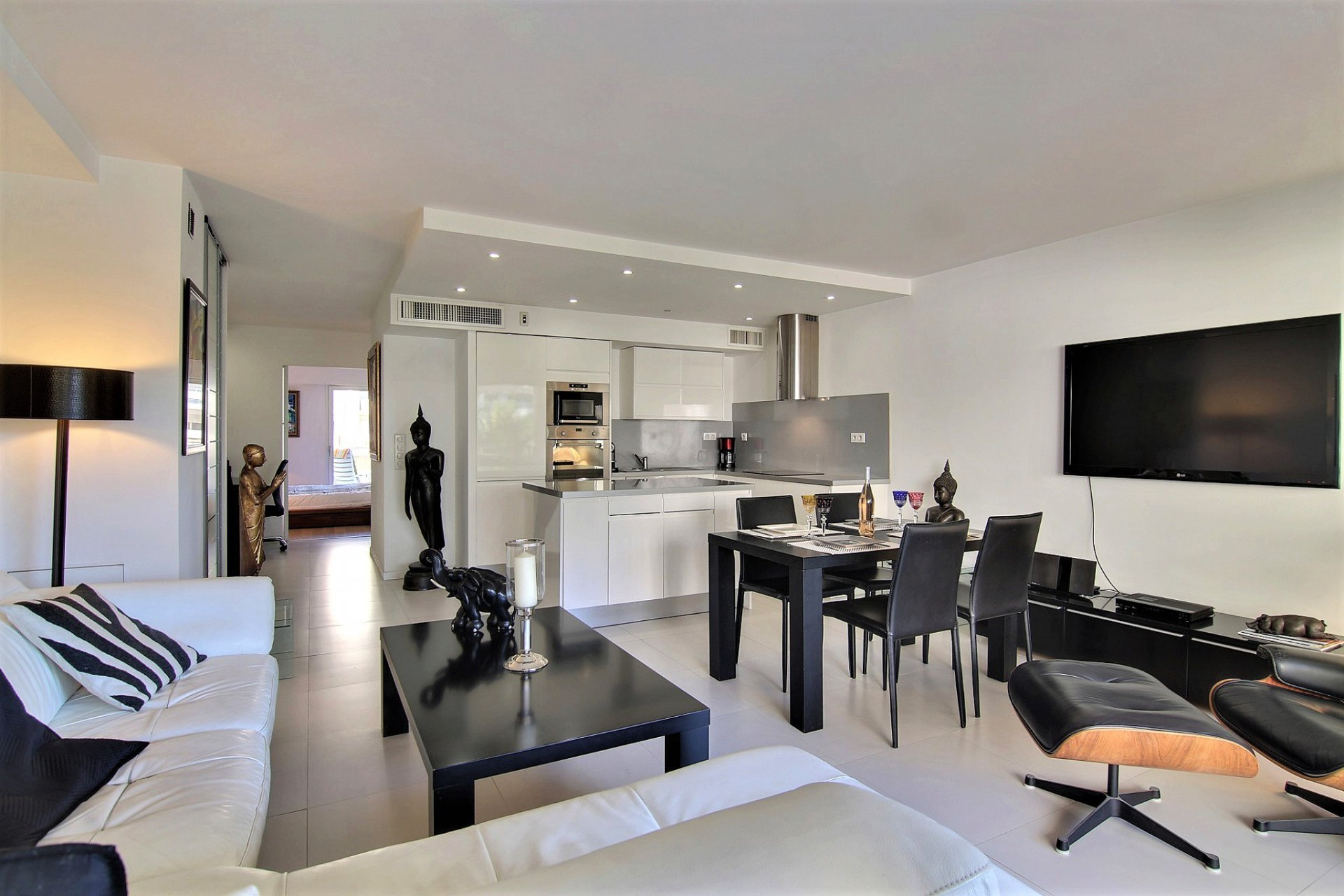 Appartement d'exception à Juan Les Pins