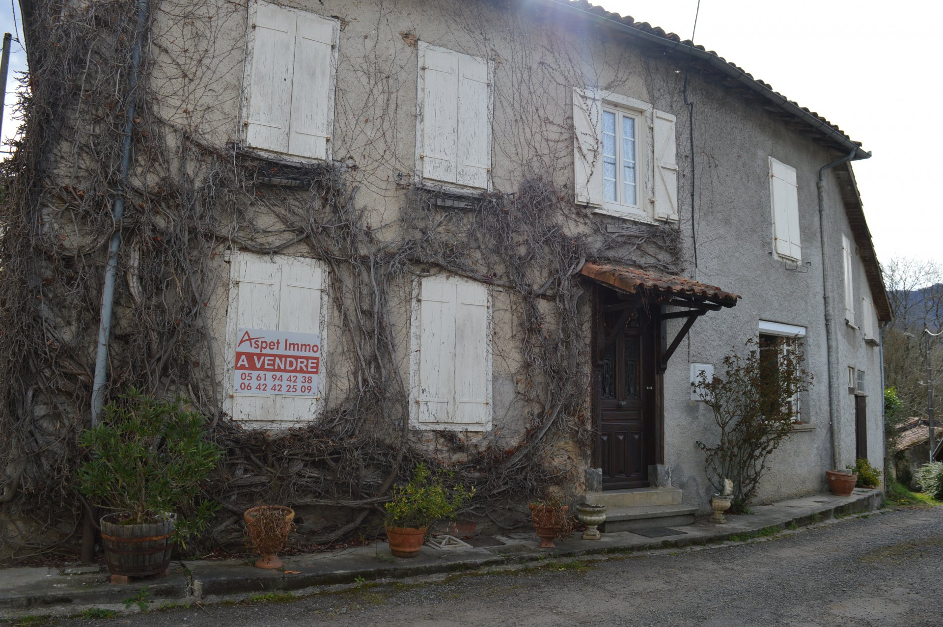 Sale Village house - Aspet