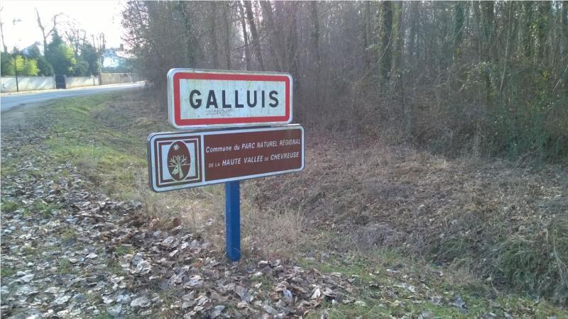 Vente Terrain constructible - Galluis