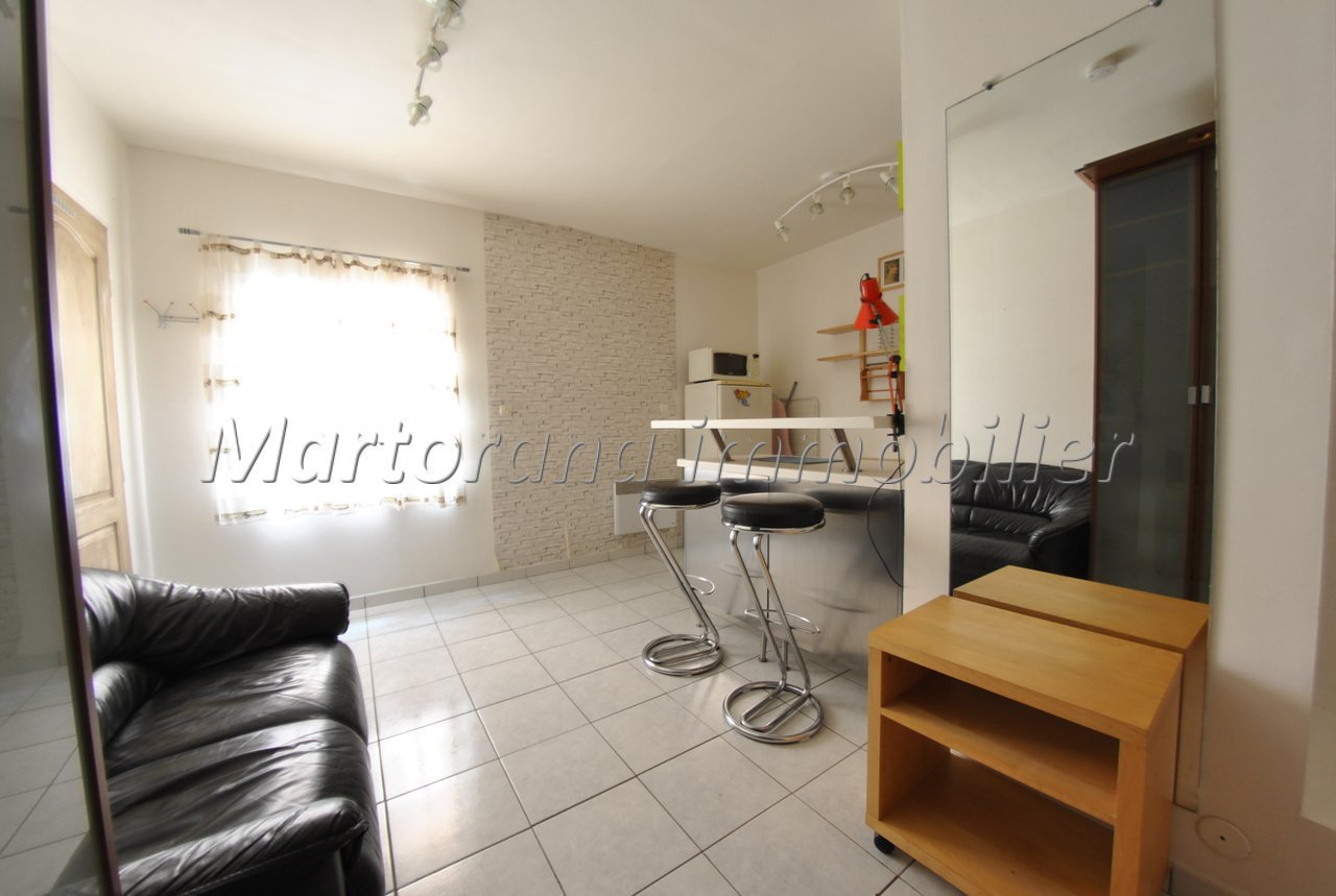 Nice furnished studio of 22.50sqm in the heart of Sophia Antipolis