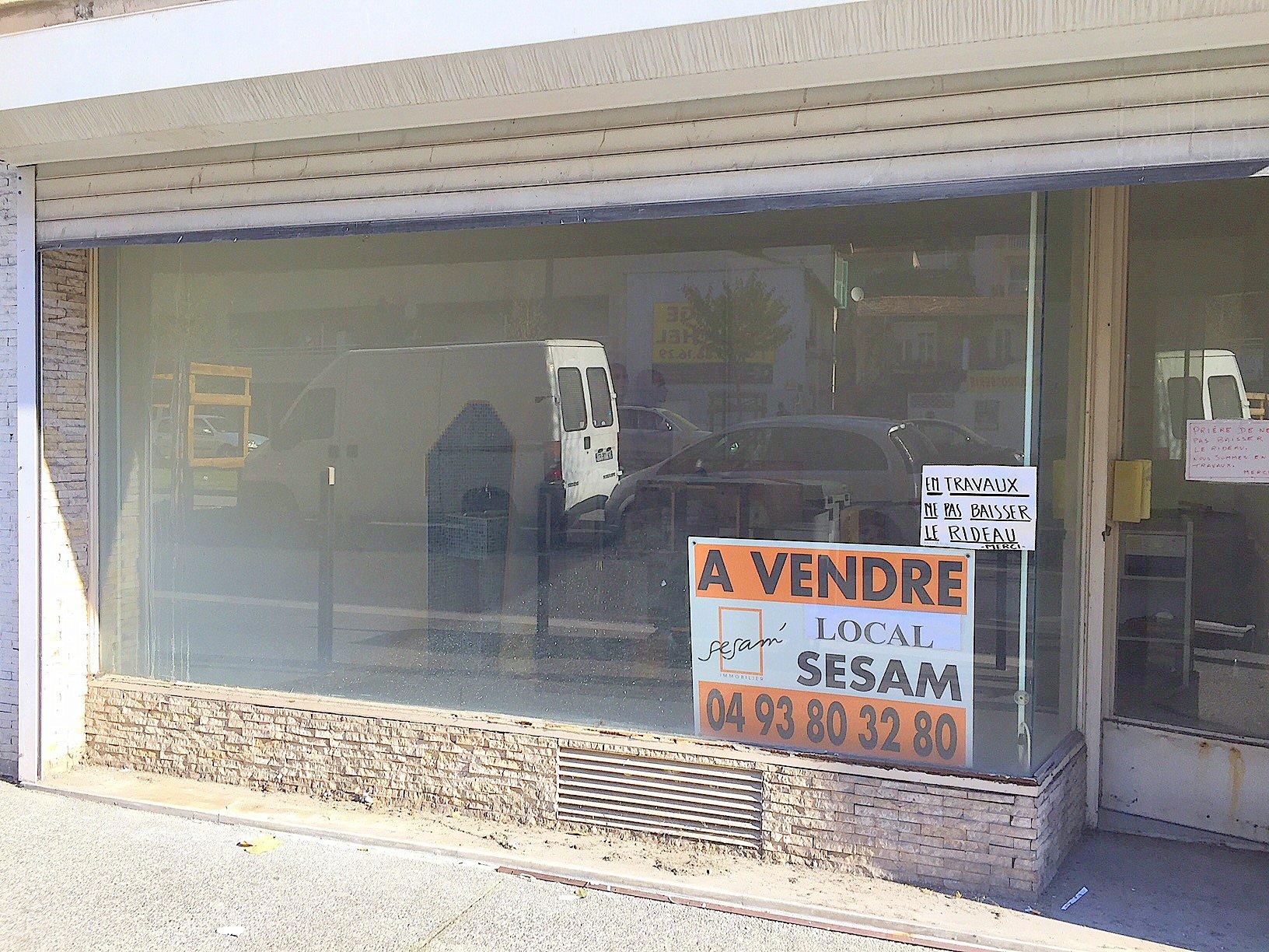 Sale Premises - Nice Californie