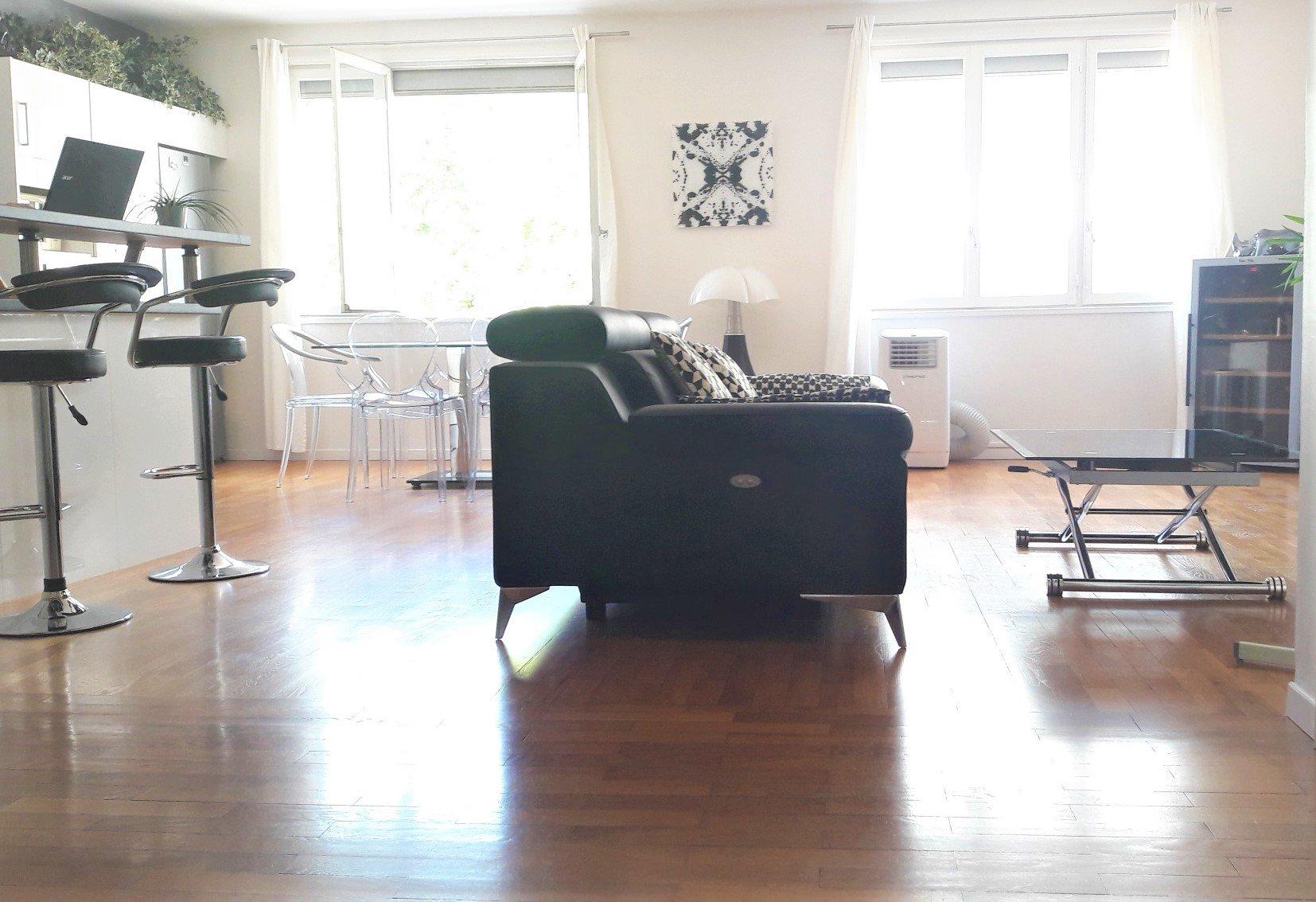 LYON 3 - SAXE - PREFECTURE T3 70 m²  GARAGE