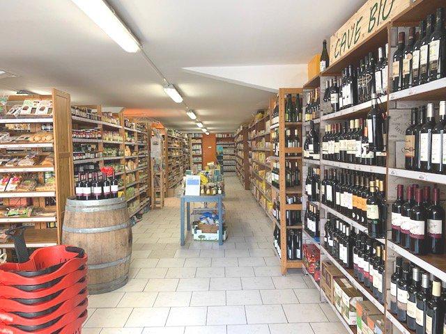 Commerce magasin BIO, Marseille