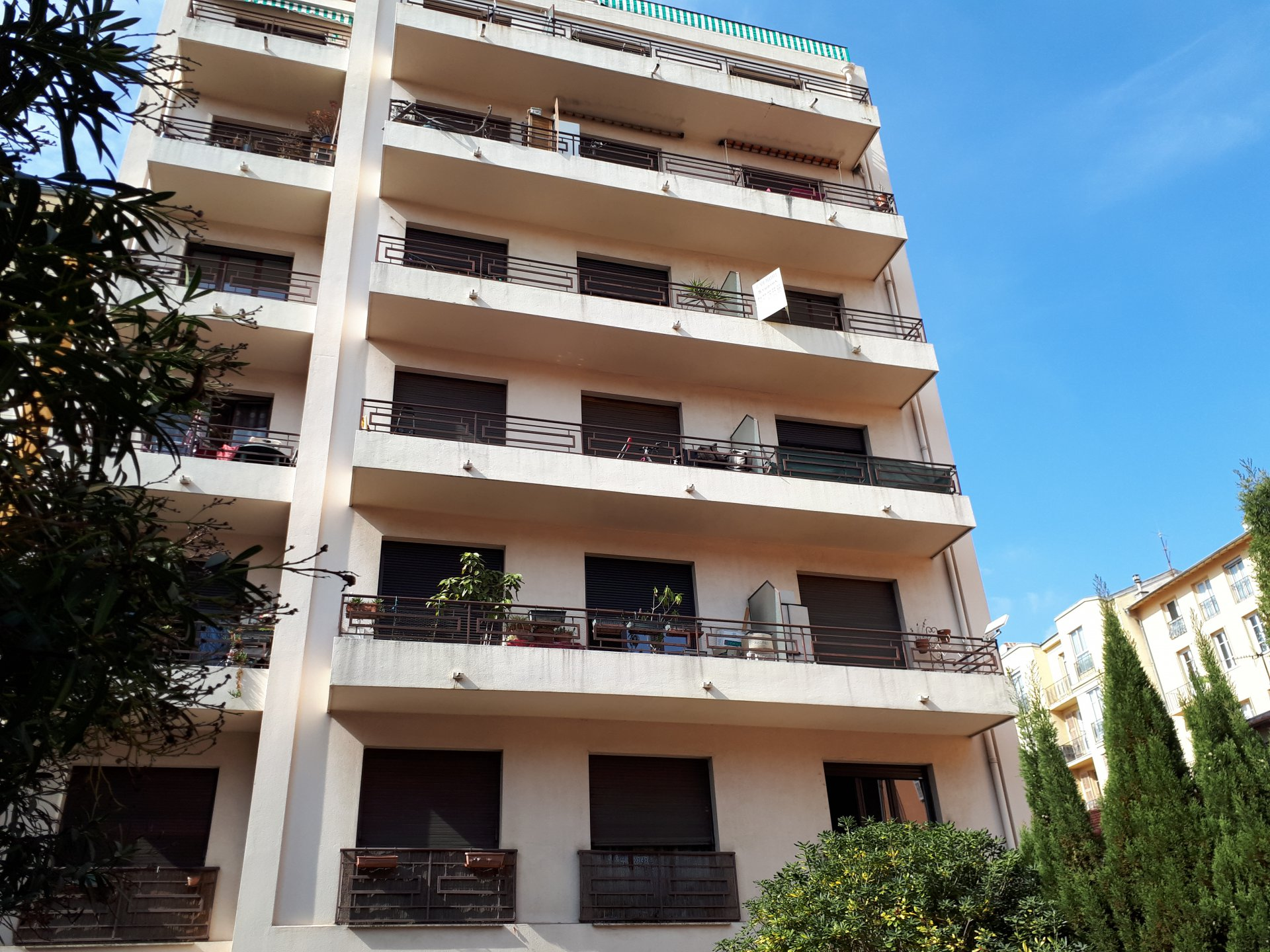 vente appartement  nice liberation