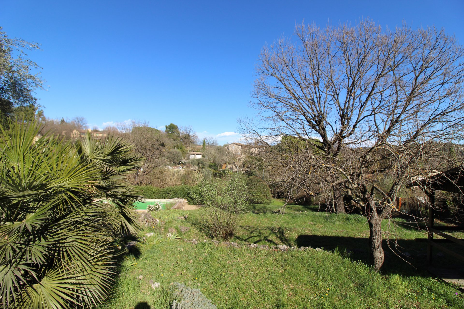 Sale Building land - Grasse Saint-Jacques