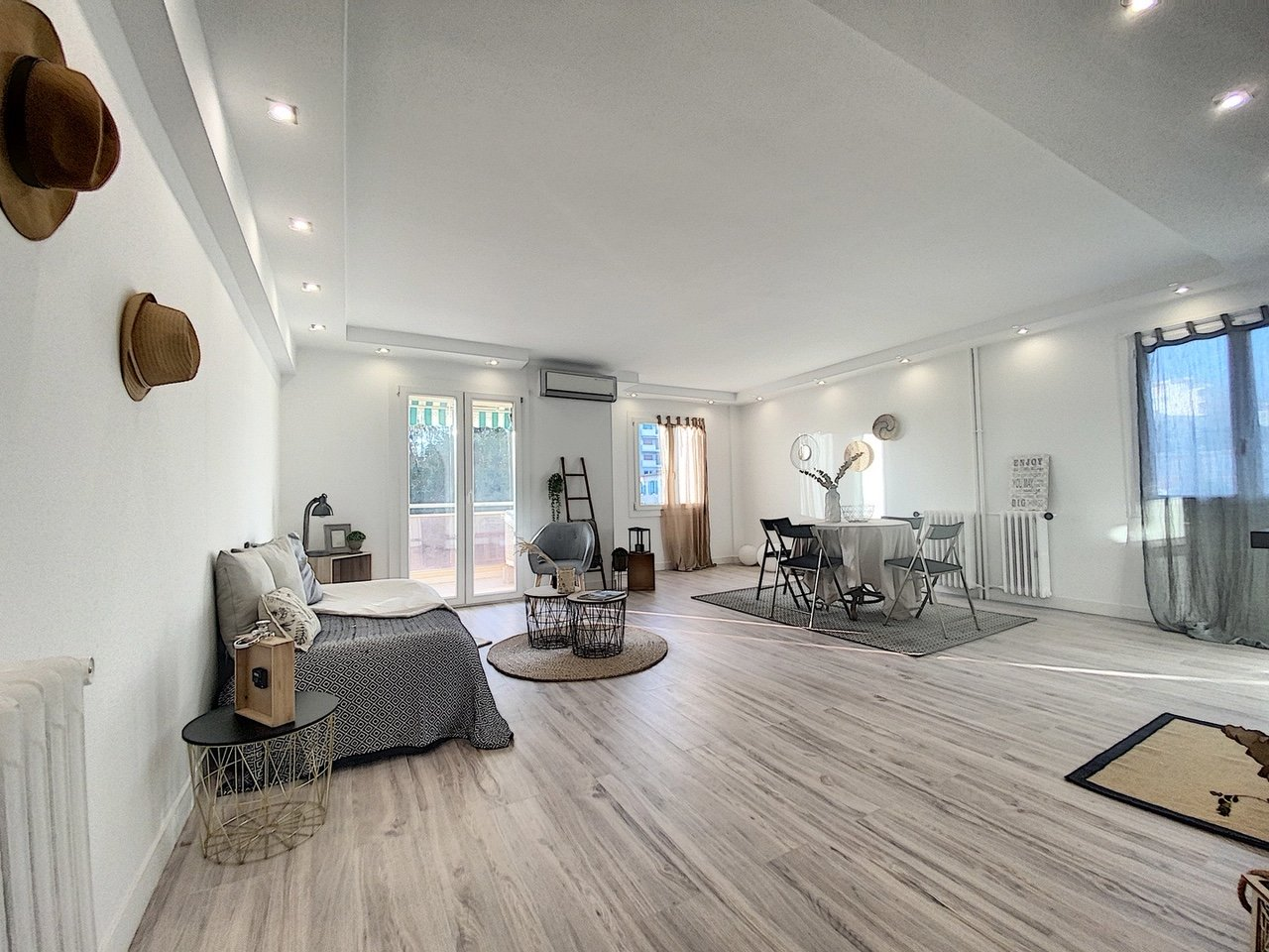 cannes Basse californie 3P 73 m2