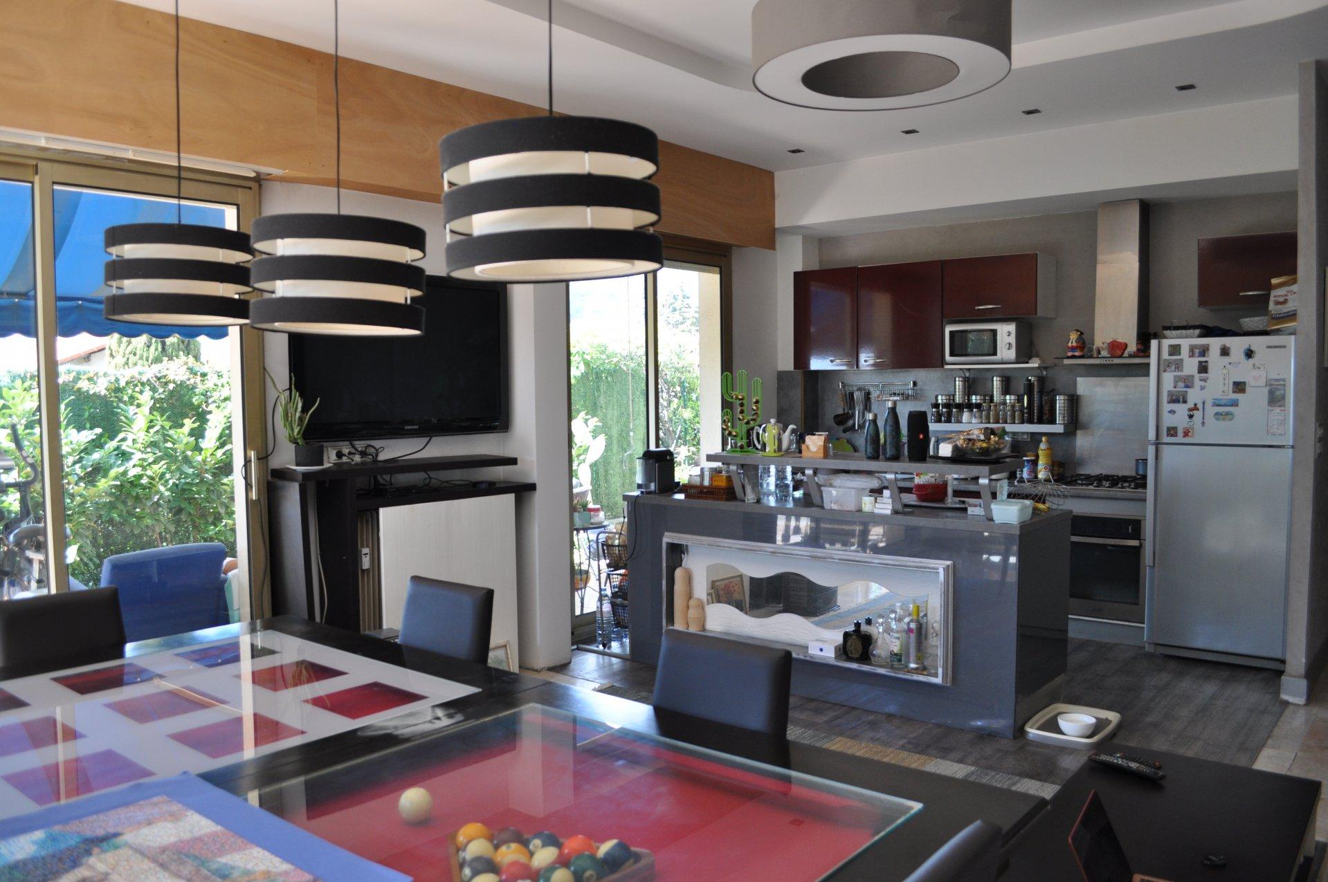 Acciaio Inox, cucina a isola