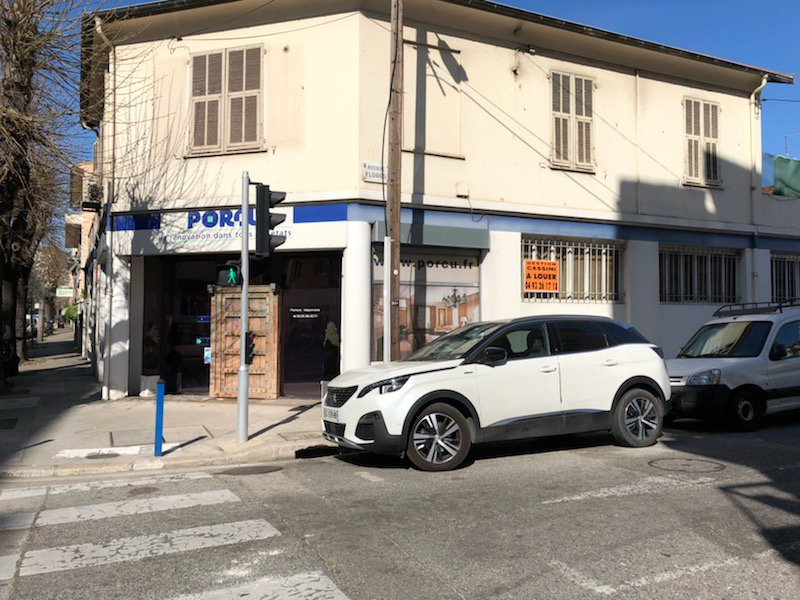 Local Commercial - 81 Boulevard Pasteur - Nice Cimiez
