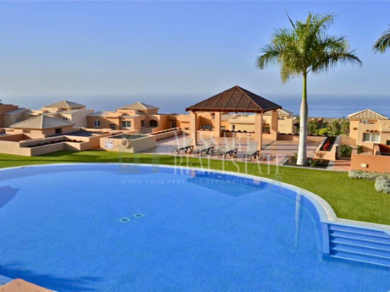 Luxury villa in Golf of Adeje