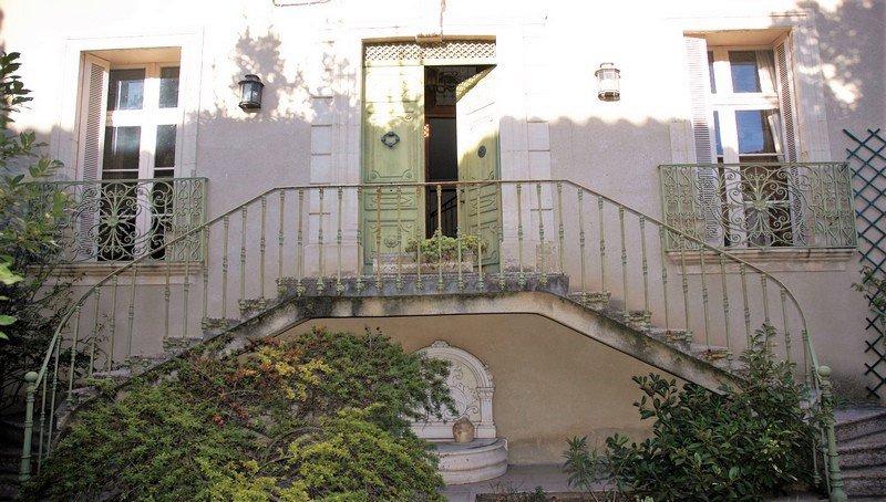 Maison de maître exceptionnelle avec jardin