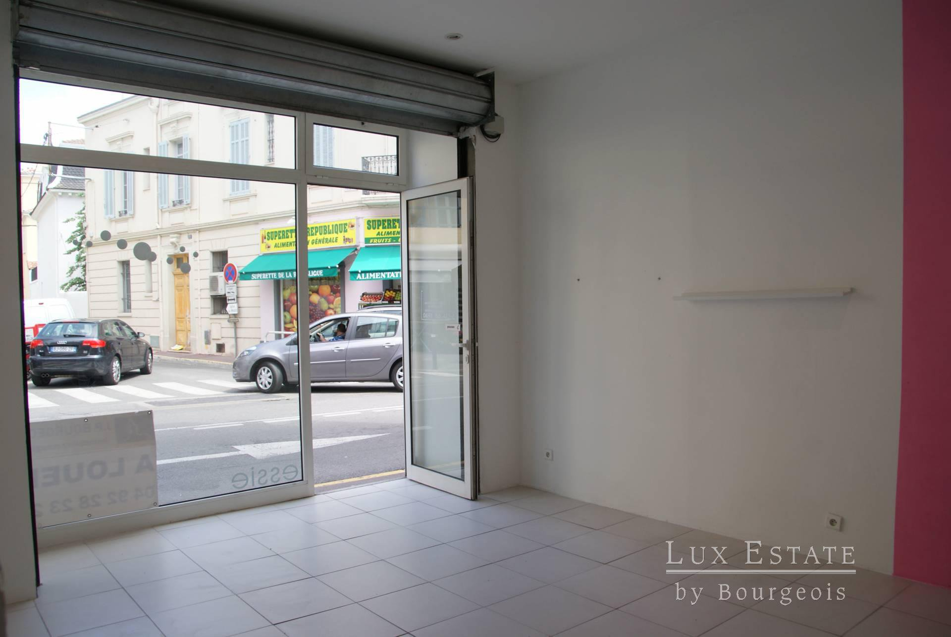 Rental Premises - Cannes République
