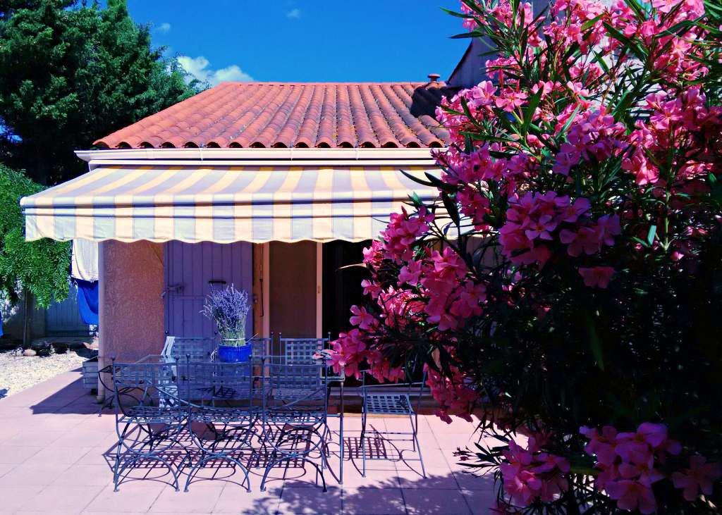 charmante maison de village .Maussane