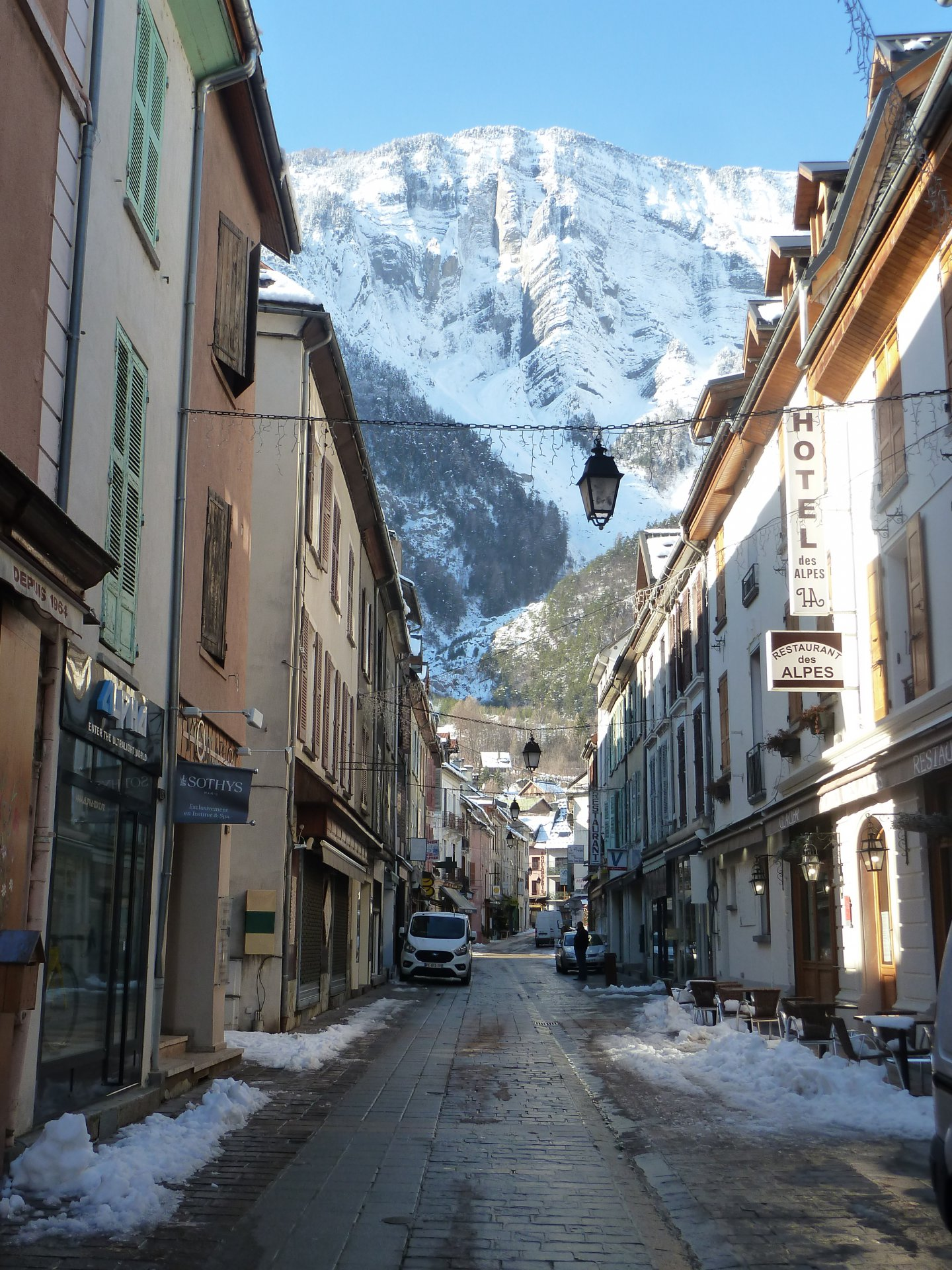Sale Business - Le Bourg-d'Oisans