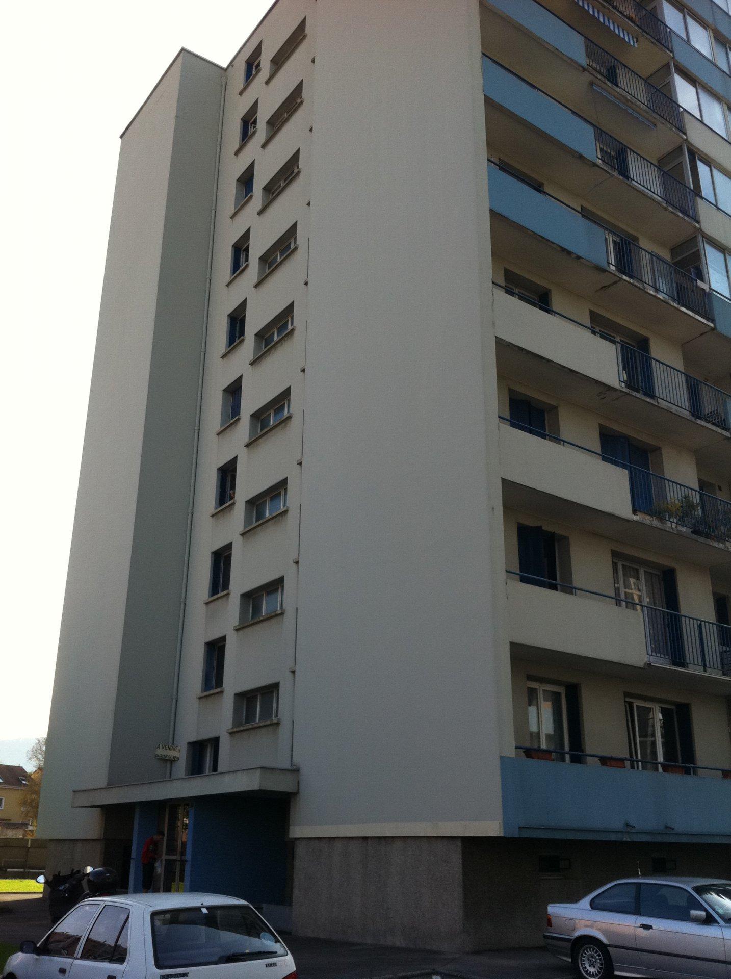 T3 avec balcon + Garage Box