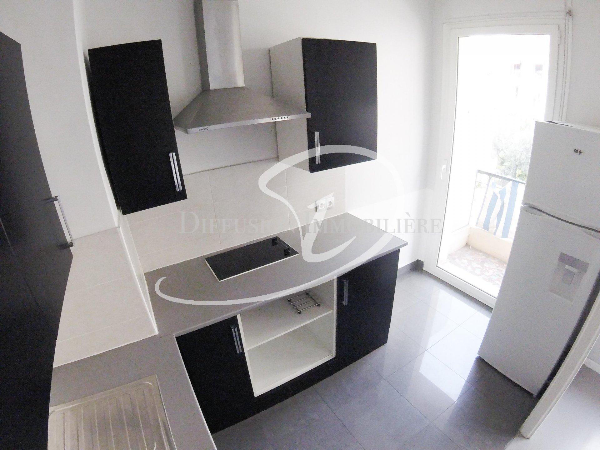 Studio meublé - Nice centre