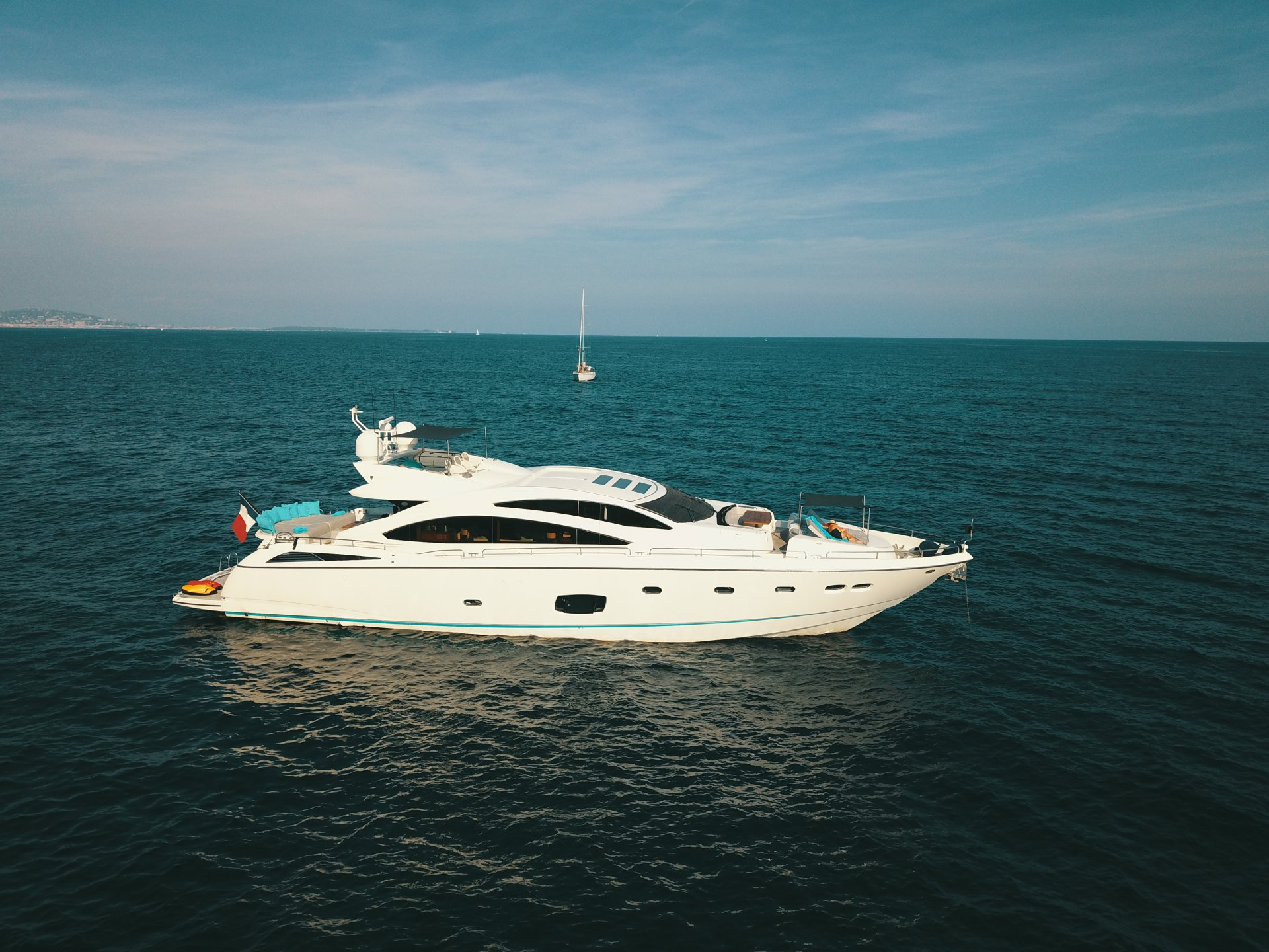 M/Y Ascension / Sunseeker