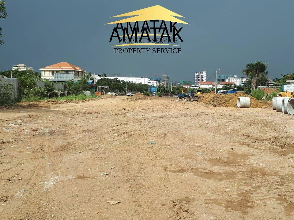 Rental Commercial land Sen Sok
