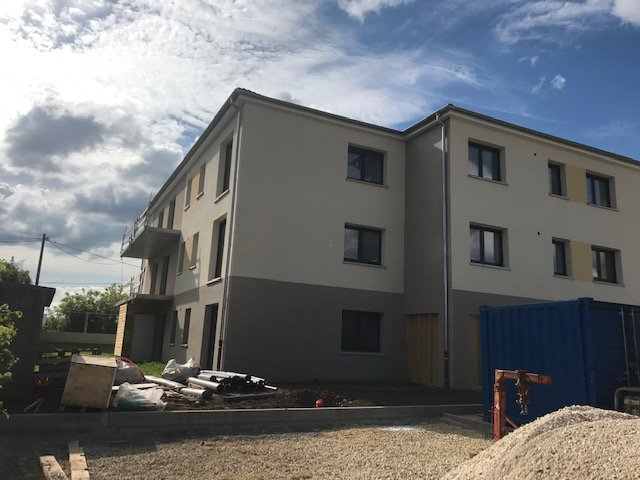 A Talange  appartement F2 neuf