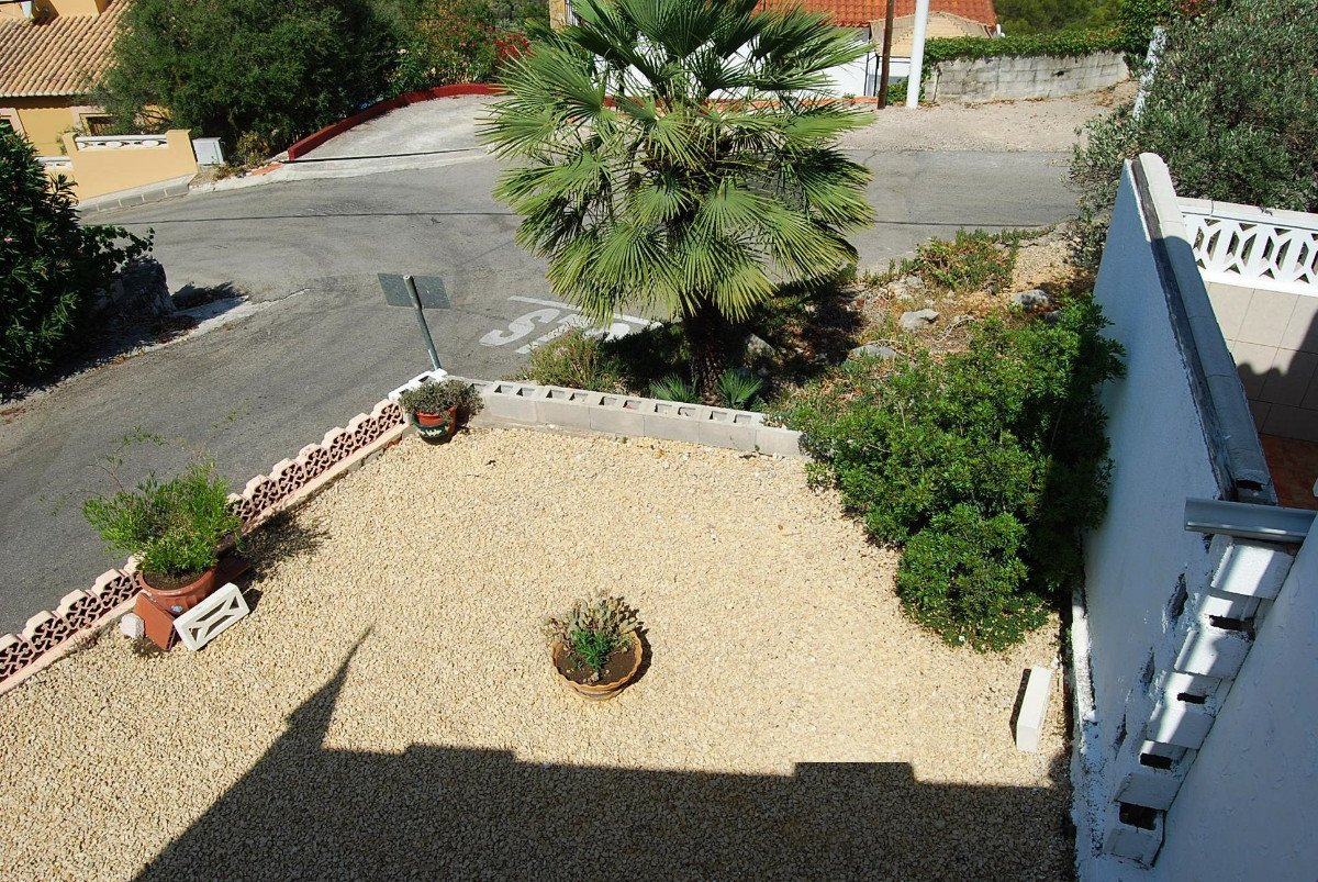 Villa with panoramic views of Orba and the valley