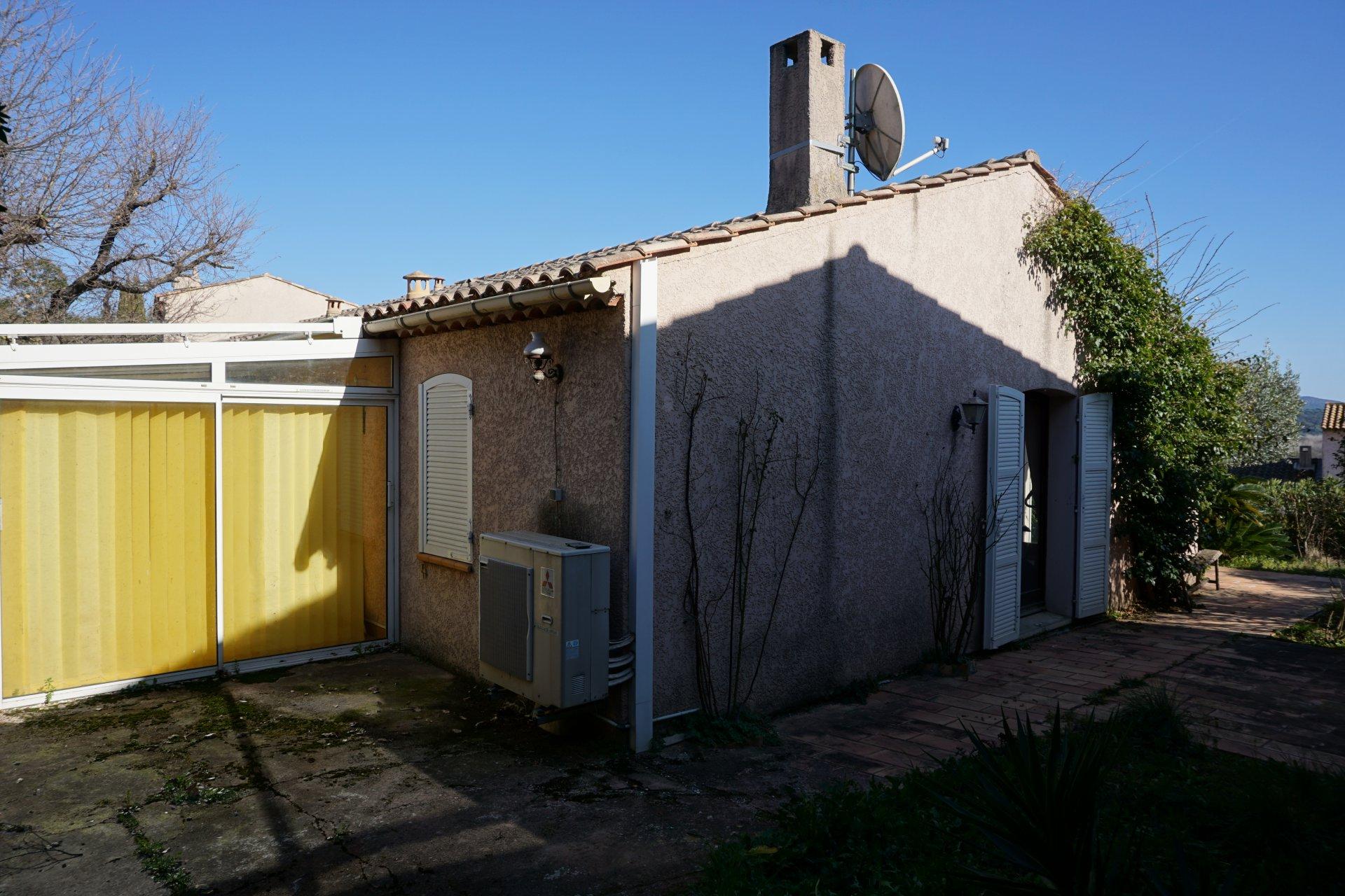 Maison plain-pied type 3 COGOLIN