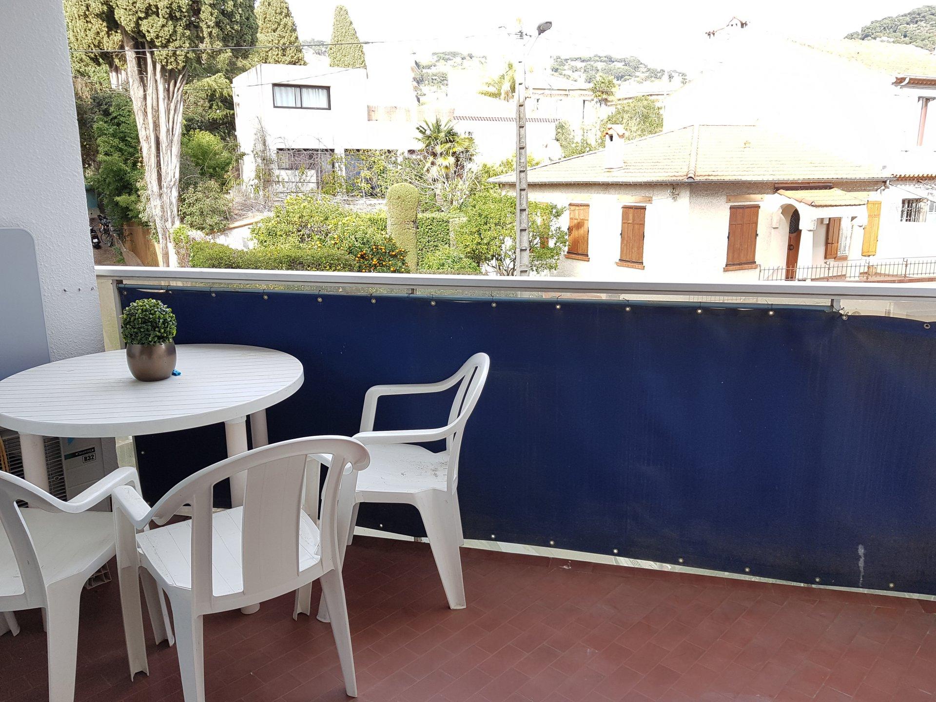 location saisonnière studio avec piscine Cannes Montfleury