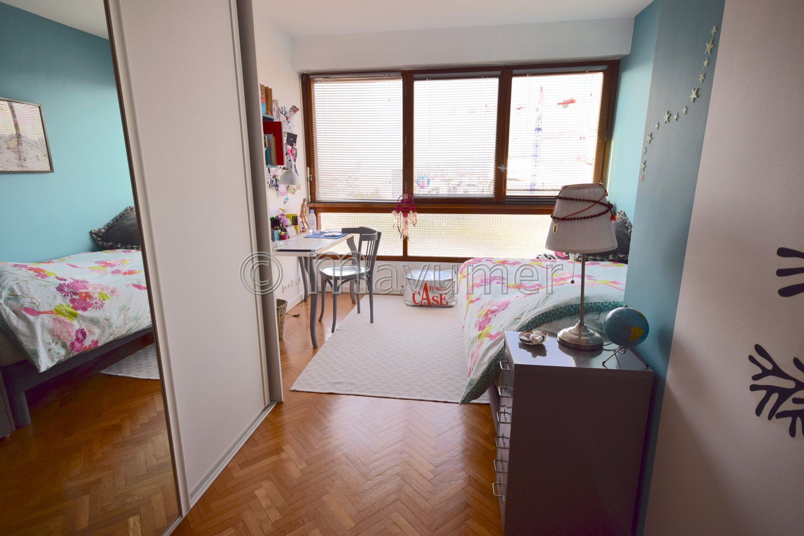 APPARTEMENT T3 DUPLEX VUE MER MAZARGUES 13008 MARSEILLE