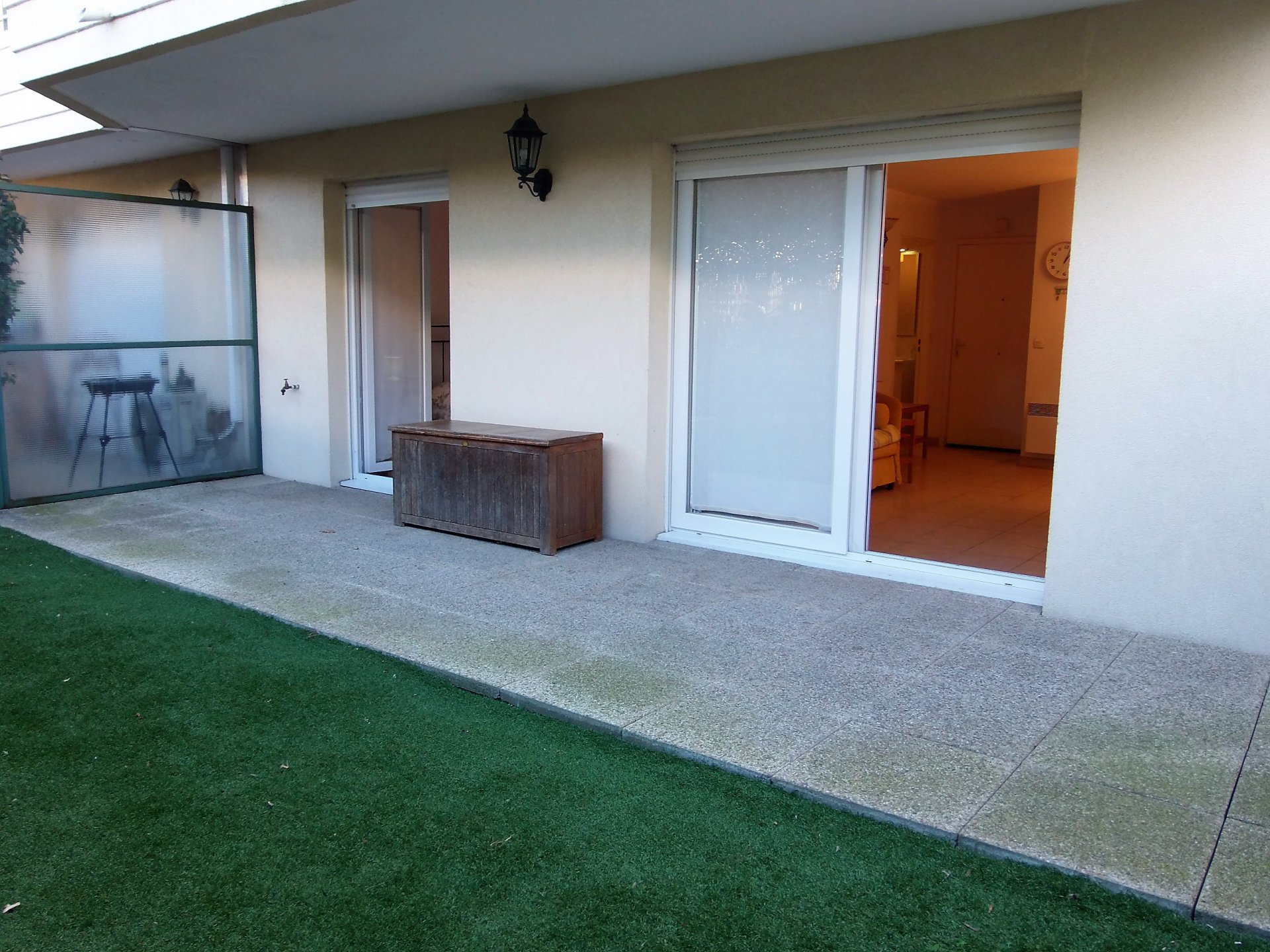 Villeneuve Loubet, 2 pcs, jardin, parking et piscine