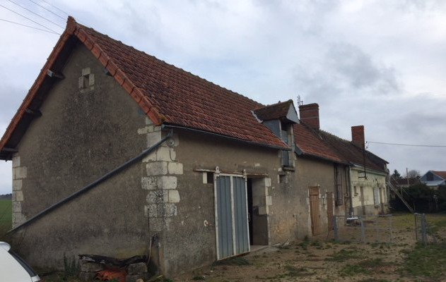 Sale Farmhouse - Gizeux