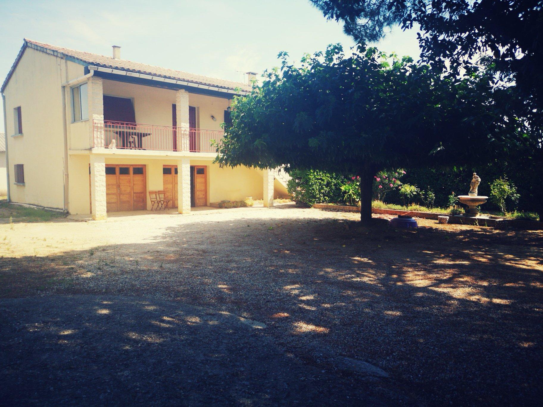 Location Maison - Saint-Paulet-de-Caisson