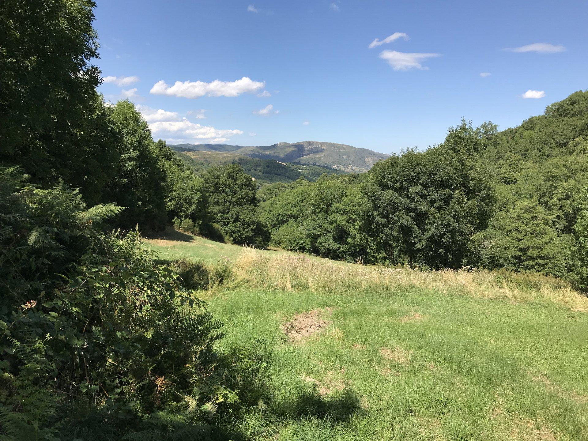 Camping of paardendomein te koop in Ajoux, in de Ardèche