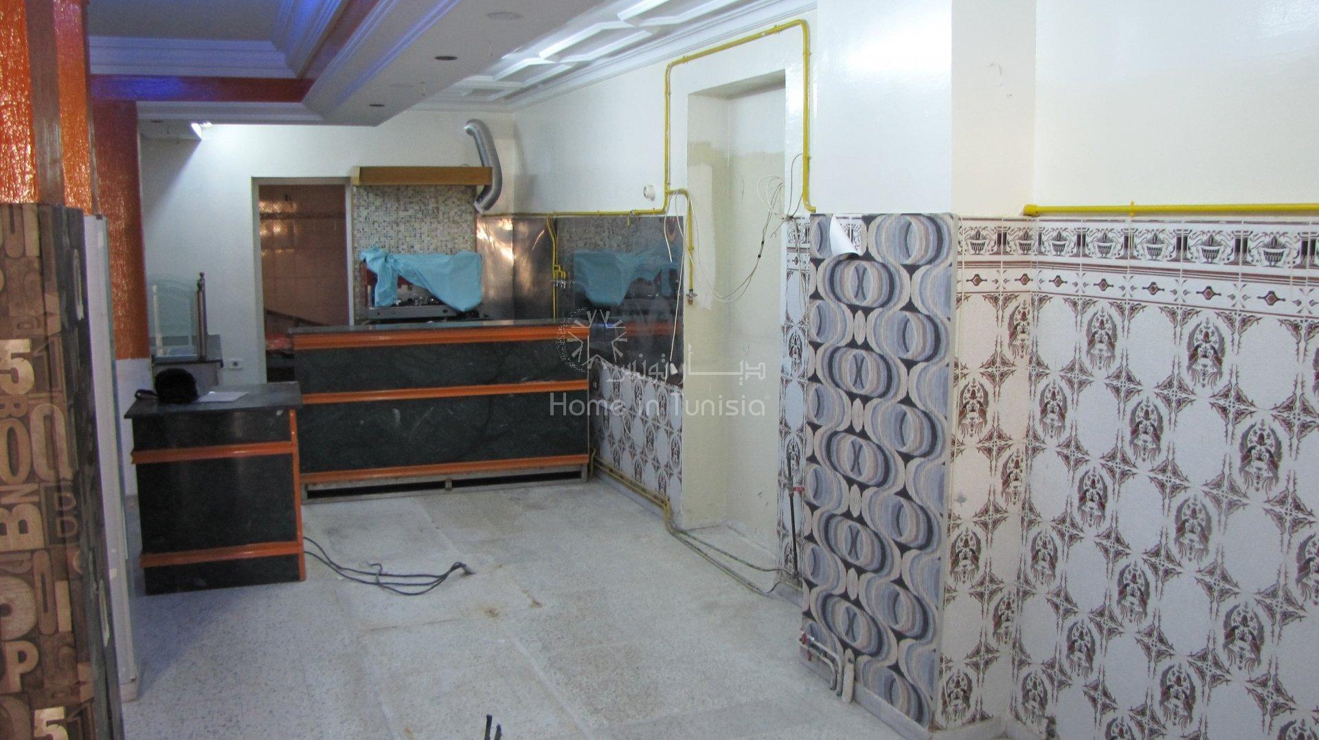 Rental Local - Monastir - Tunisia